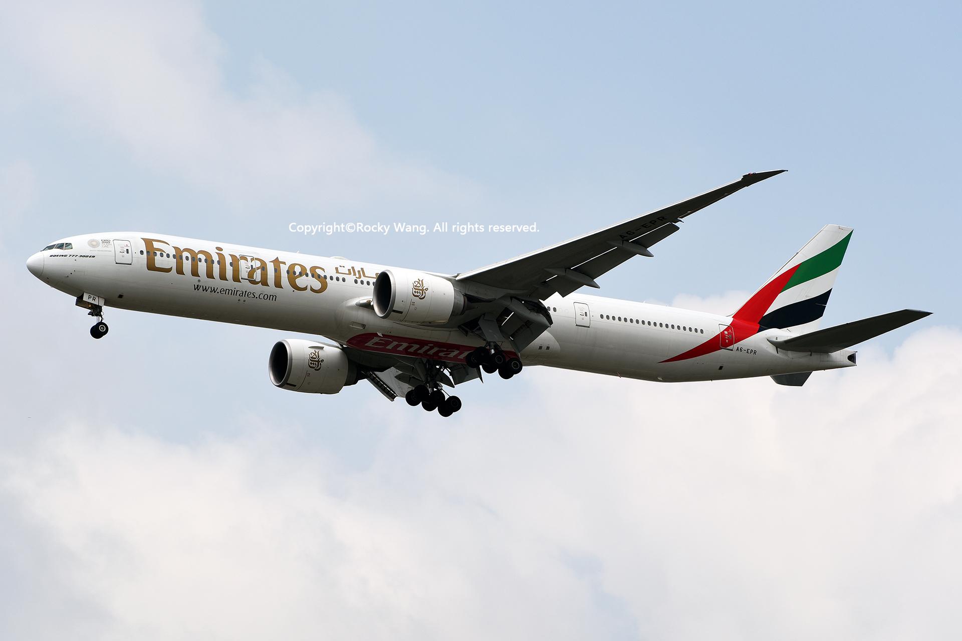 Re:[原创]居家了 批量处理老图 倾情奉献52家777 BOEING 777-31HER A6-EPR Bangkok Suvarnabhumi Int'l