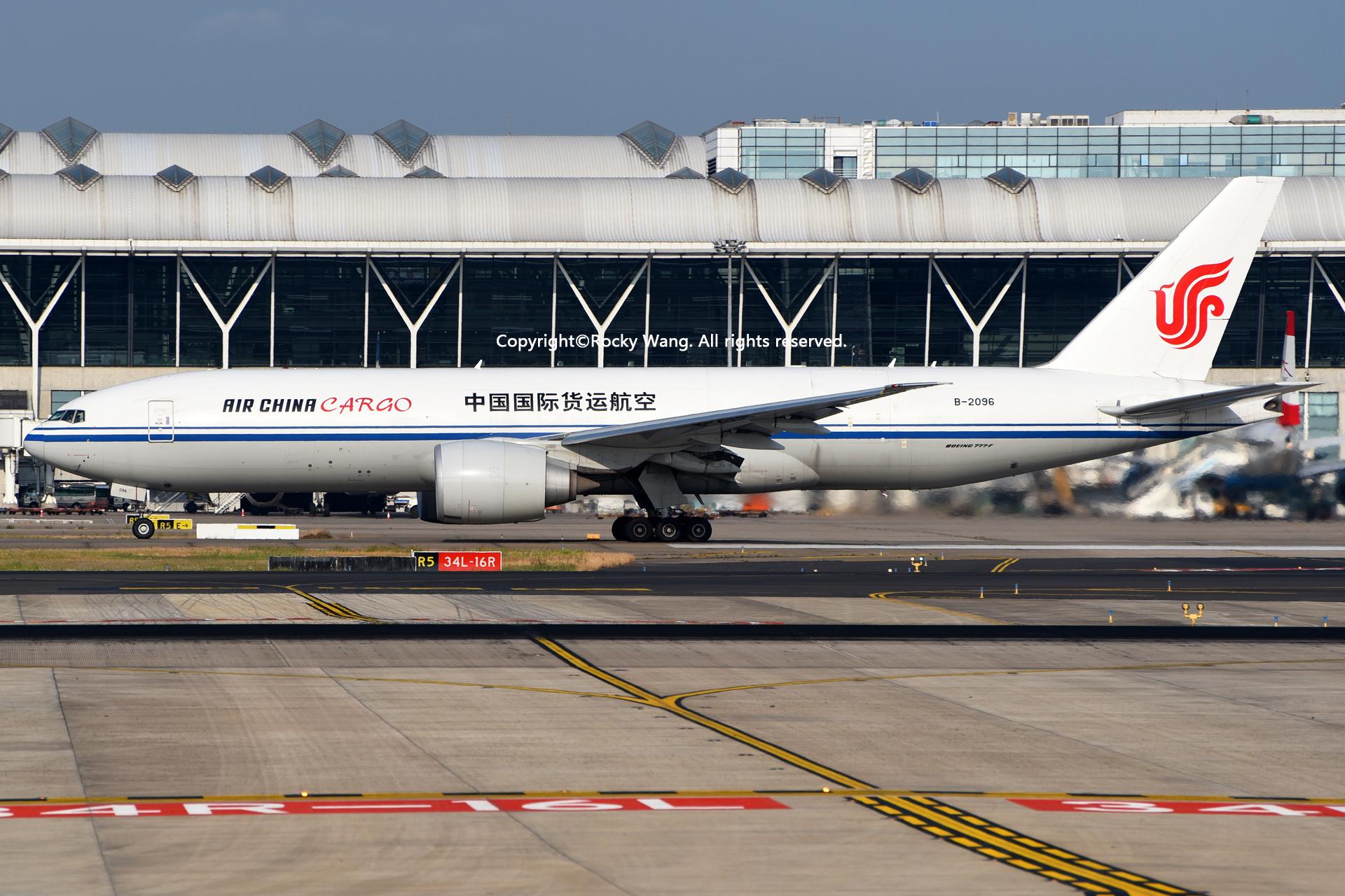Re:[原创]居家了 批量处理老图 倾情奉献52家777 BOEING 777-FFT B-2096 Shanghai Pudong