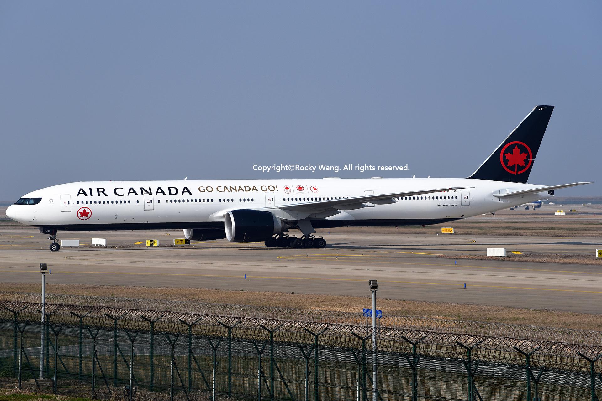 Re:[原创]居家了 批量处理老图 倾情奉献52家777 BOEING 777-333ER C-FITL Shanghai Pudong