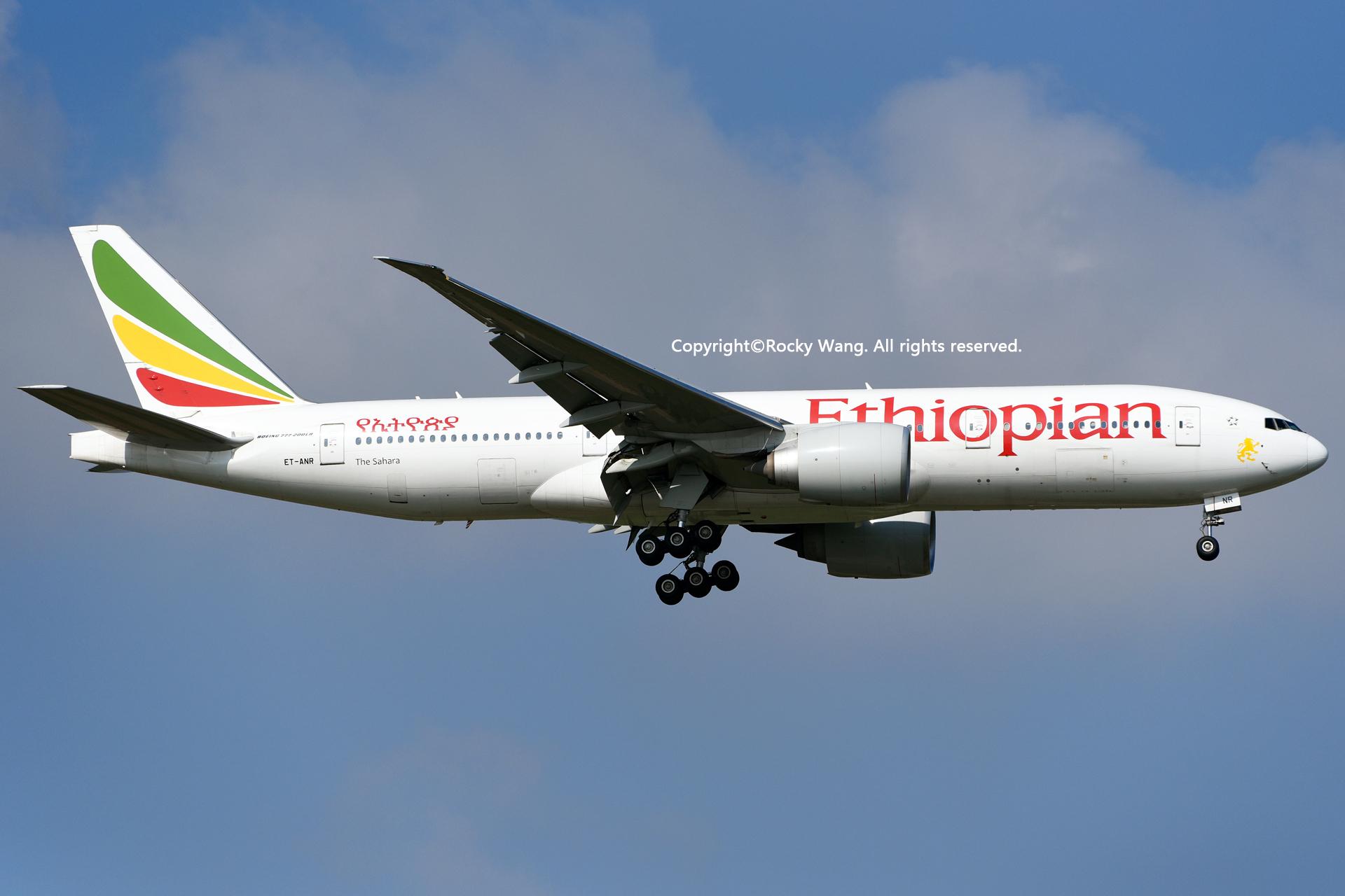 Re:[原创]居家了 批量处理老图 倾情奉献52家777 BOEING 777-260LR ET-ANR Shanghai Pudong