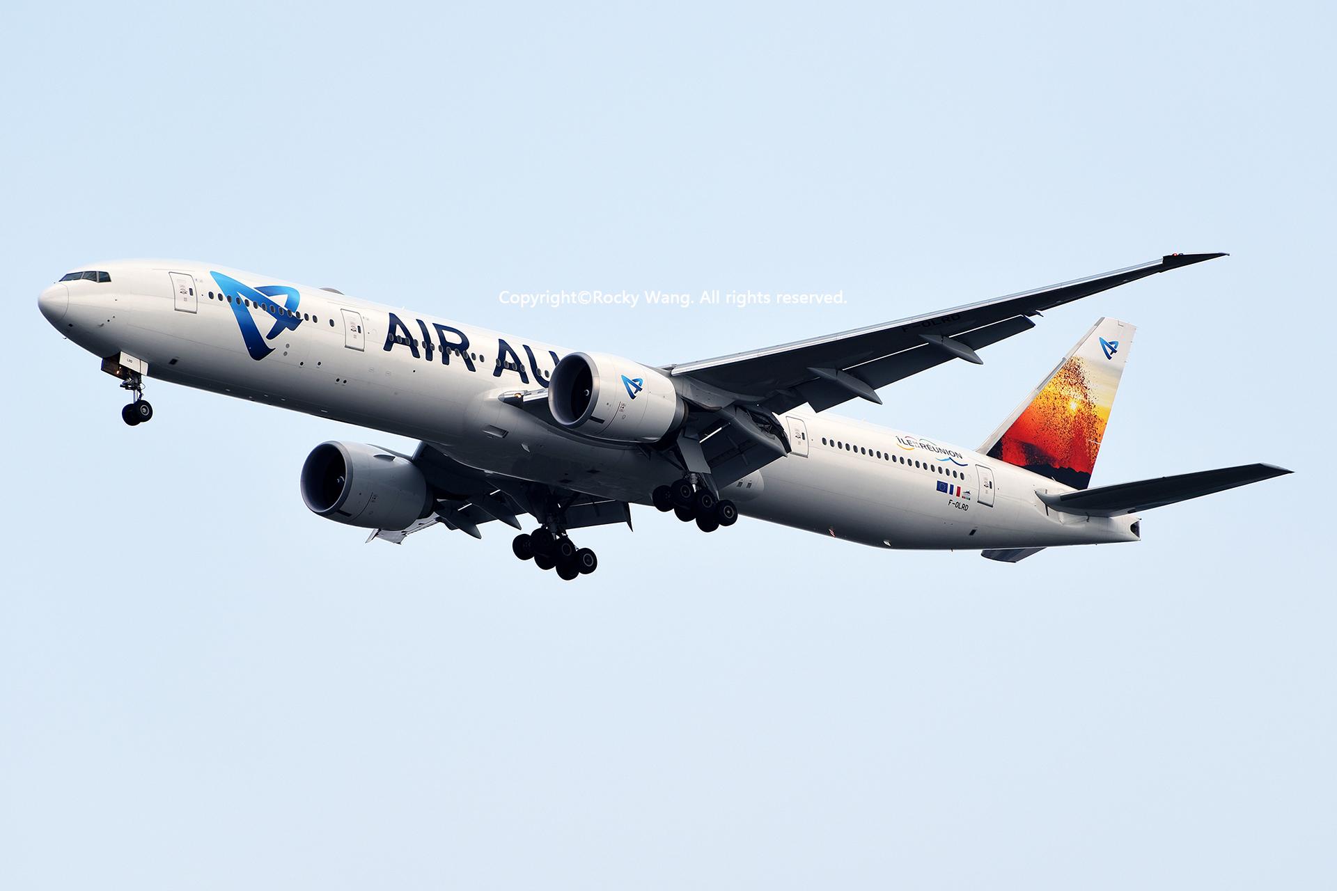 Re:[原创]居家了 批量处理老图 倾情奉献52家777 BOEING 777-39MER F-OLRD Bangkok Suvarnabhumi Int'l
