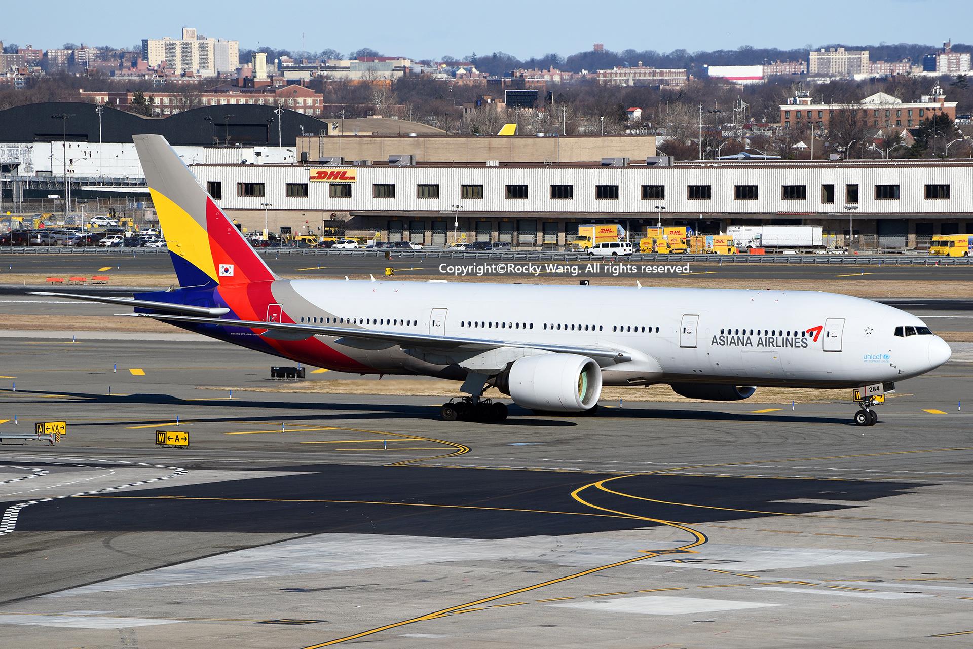 Re:[原创]居家了 批量处理老图 倾情奉献52家777 BOEING 777-28E(ER) HL8284 New York John F. Kennedy Int'l Airport