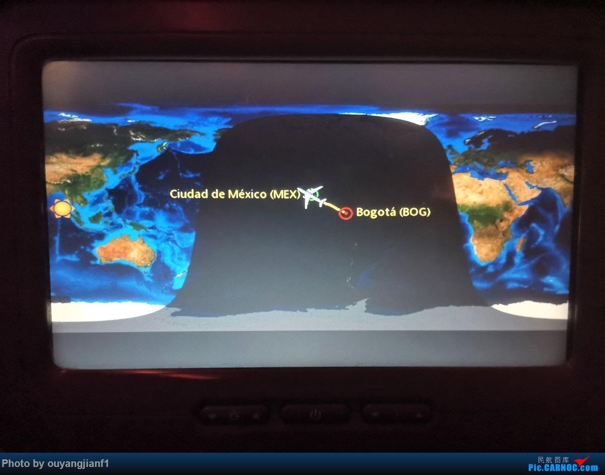 Re:[原创]终于有时间歇下来,可以总结一下2019年飞游记了,第五段,最疯狂的飞行,十二天内十二飞,五万公里穿越亚、欧、美,去往地球另一端拉美世界的第二次环球飞行! AIRBUS A320-200 N538AV 空中