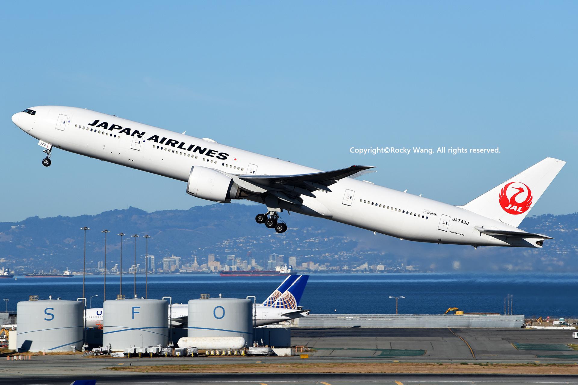 Re:[原创]居家了 批量处理老图 倾情奉献52家777 BOEING 777-346ER JA743J San Francisco Int'l Airport