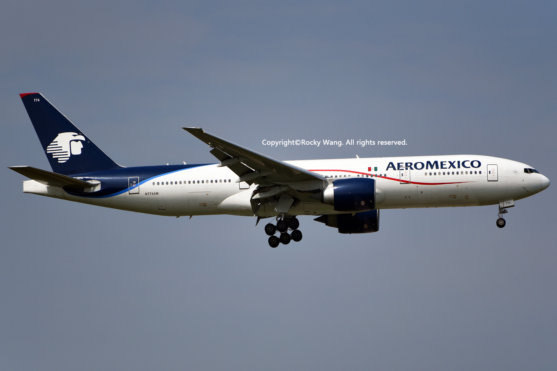 Re:[原创]居家了 批量处理老图 倾情奉献52家777 BOEING 777-2Q8(ER) N774AM Shanghai Pudong