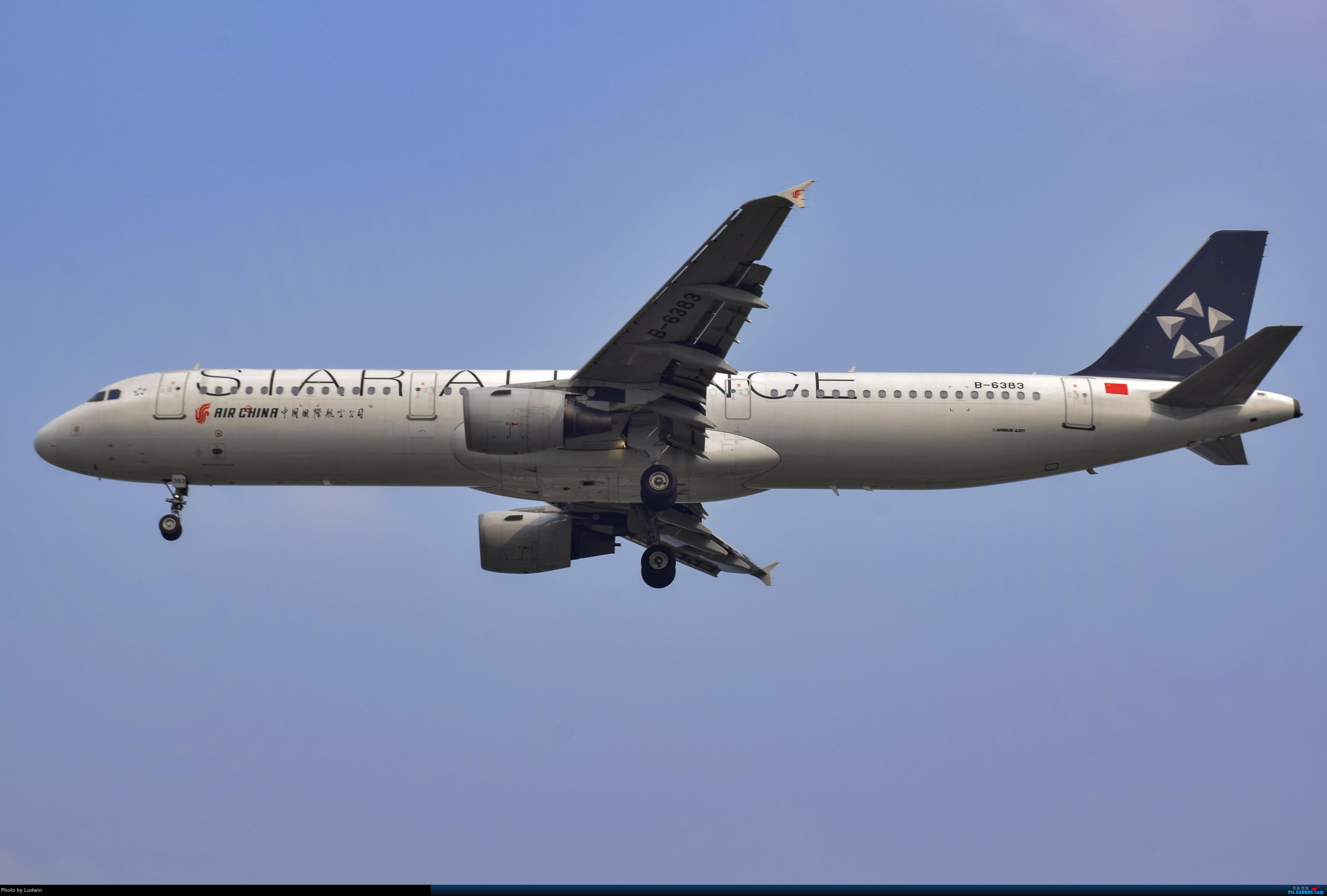 Re:[原创]没有地景系列 AIRBUS A321-200 B-6383 中国重庆江北国际机场
