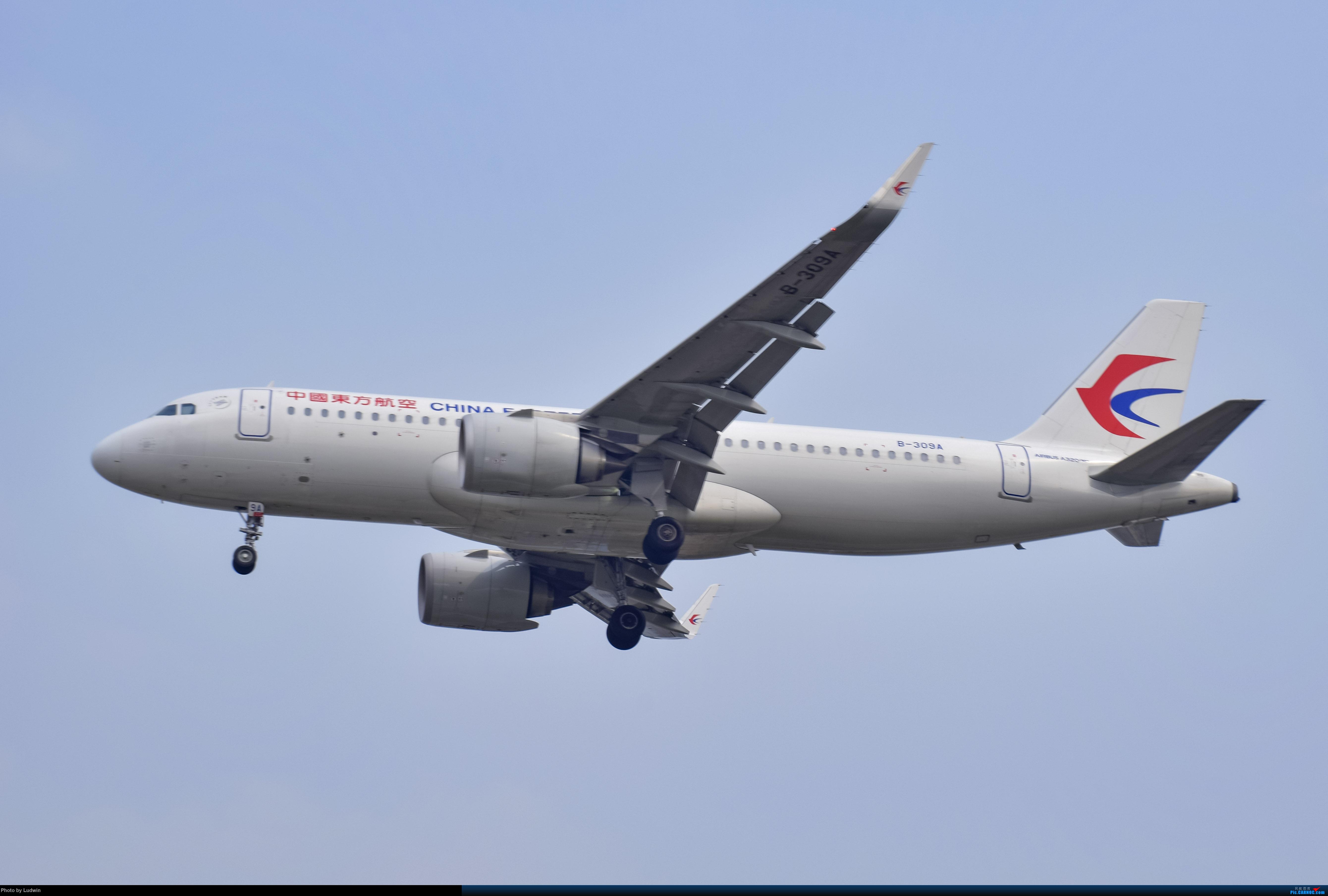 Re:[原创]没有地景系列 AIRBUS A320NEO B-309A 中国重庆江北国际机场