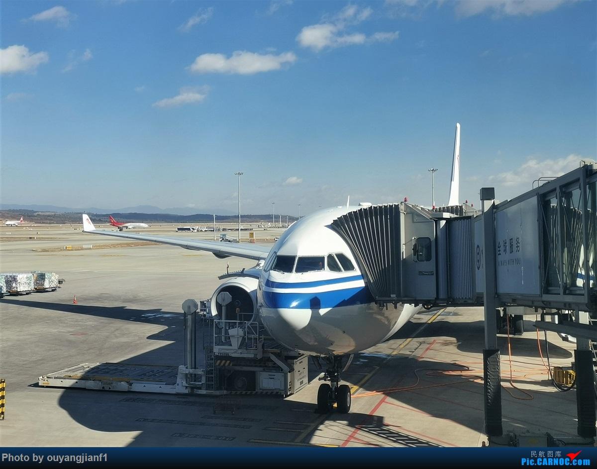 Re:[原创]终于有时间歇下来,可以好好总结一下2019年飞行游记了,第五段:一周之内的中东非洲之行,体验真土豪科威特航空,奇葩航沙特航空,动荡之下造访埃塞俄比亚航空总部! AIRBUS A330-300 B-6512 中国昆明长水国际机场