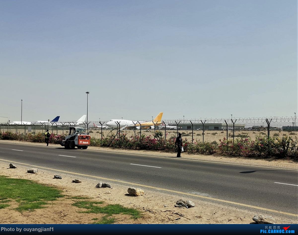 Re:[原创]终于有时间歇下来,可以好好总结一下2019年飞行游记了,第五段:一周之内的中东非洲之行,体验真土豪科威特航空,奇葩航沙特航空,动荡之下造访埃塞俄比亚航空总部!    阿拉伯联合酋长国莎迦机场