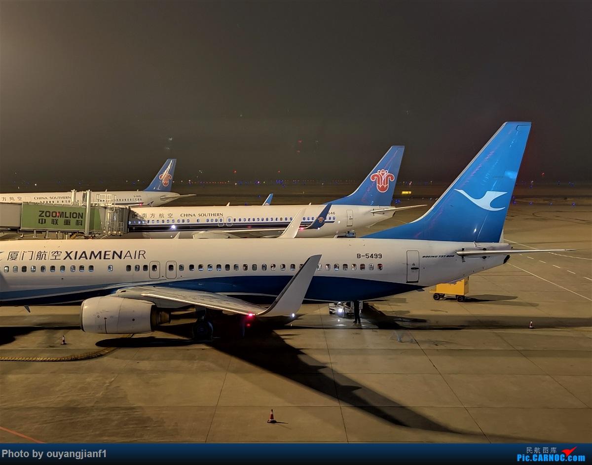 Re:[原创]终于有时间歇下来,可以好好总结一下2019年飞行游记了,第五段:一周之内的中东非洲之行,体验真土豪科威特航空,奇葩航沙特航空,动荡之下造访埃塞俄比亚航空总部! BOEING 737-800 B-5499 中国长沙黄花国际机场