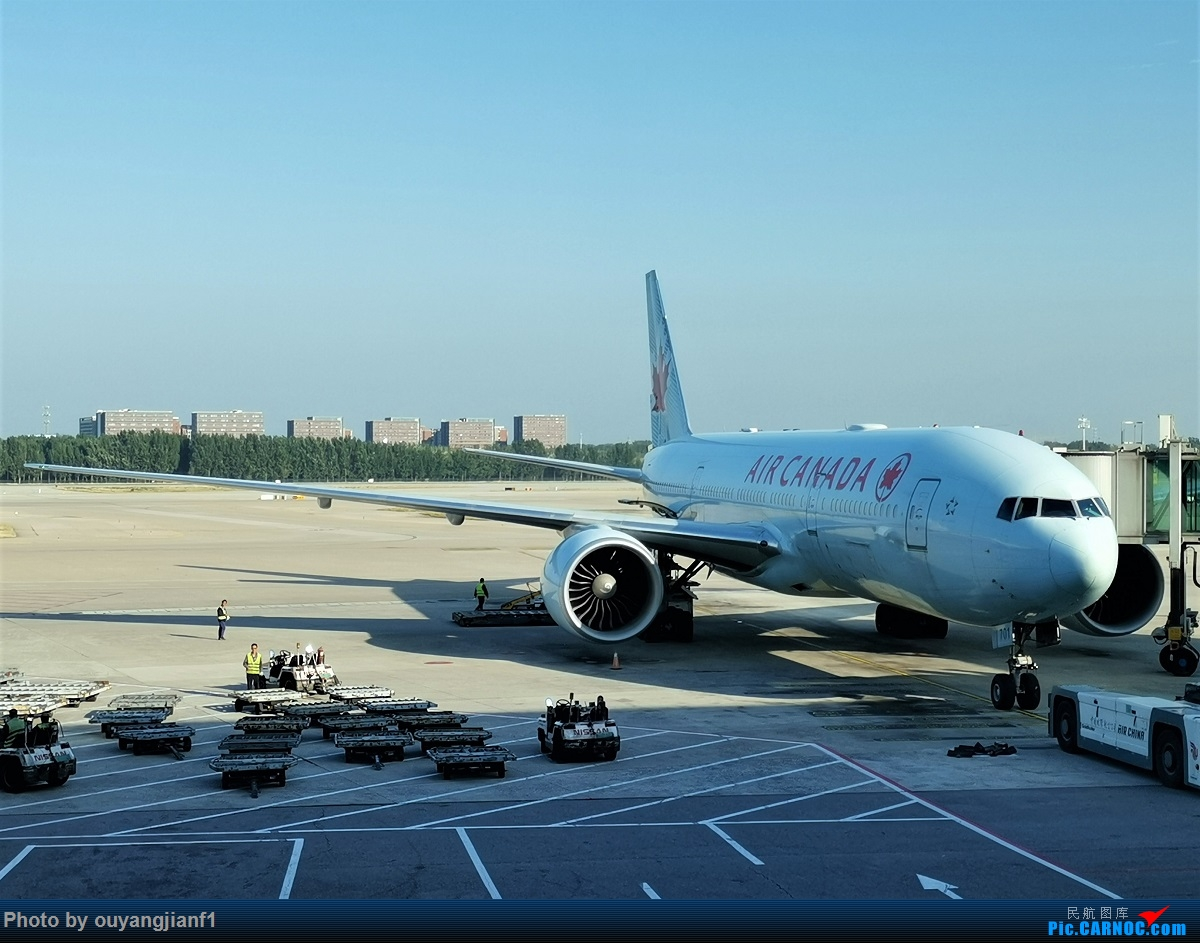 Re:[原创]终于有时间歇下来,可以好好总结一下2019年飞行游记了,第五段:一周之内的中东非洲之行,体验真土豪科威特航空,奇葩航沙特航空,动荡之下造访埃塞俄比亚航空总部! BOEING 777-200LR C-FIUA 中国北京首都国际机场