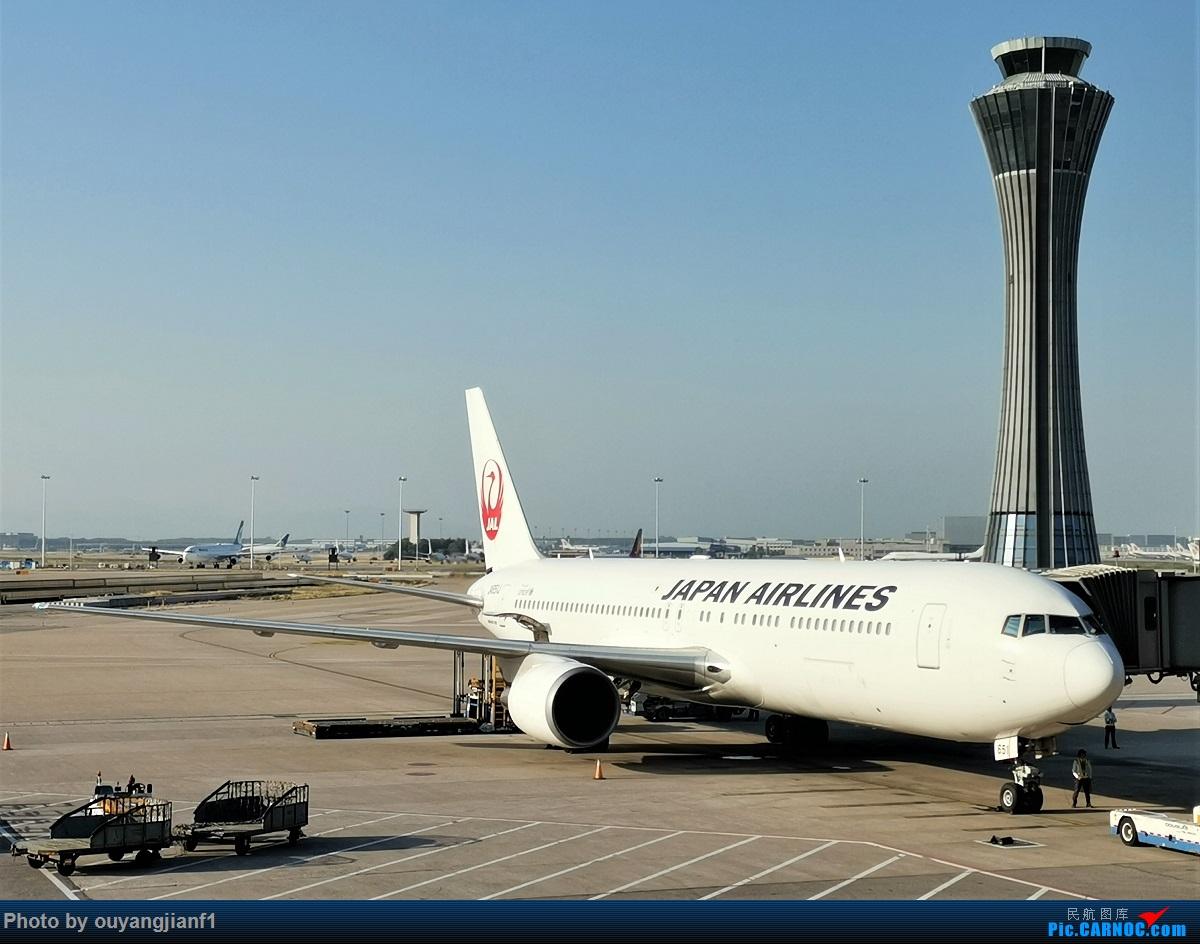 Re:[原创]终于有时间歇下来,可以好好总结一下2019年飞行游记了,第五段:一周之内的中东非洲之行,体验真土豪科威特航空,奇葩航沙特航空,动荡之下造访埃塞俄比亚航空总部! BOEING 767-300ER JA651J 中国北京首都国际机场