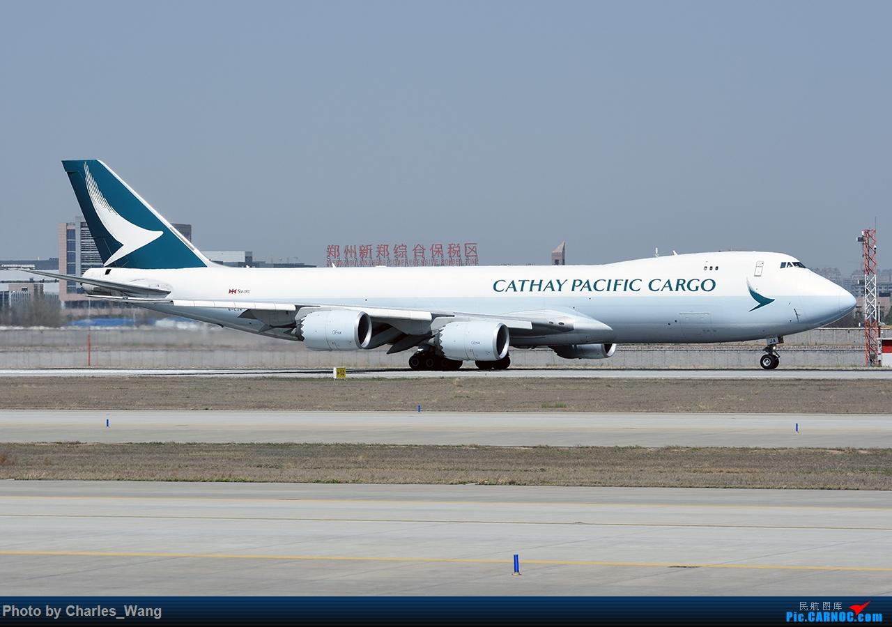 Re:[原创]UPS767货机降落新郑机场12L跑道 BOEING 747-8I B-LJA 中国郑州新郑国际机场