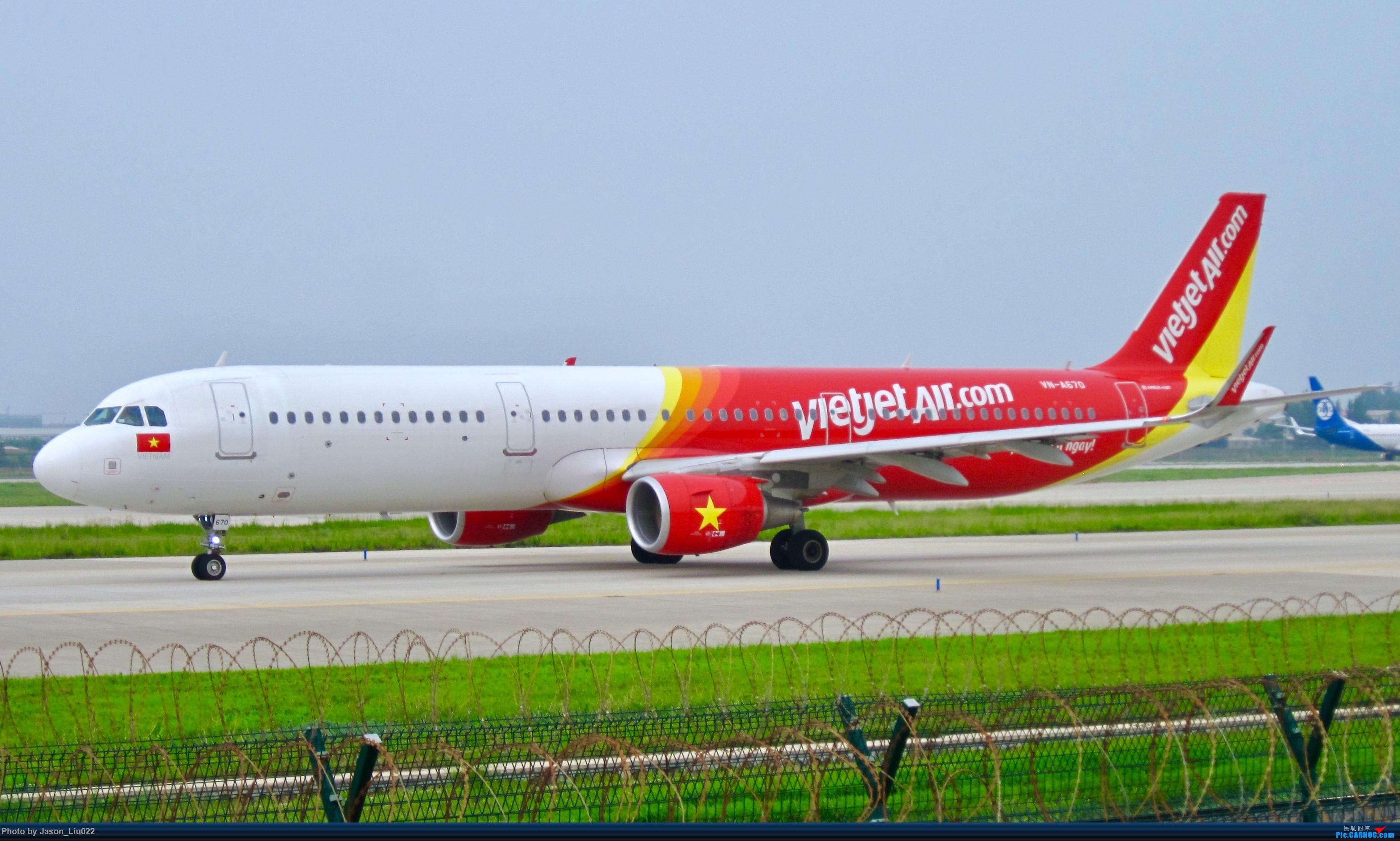 越捷航空A321-200