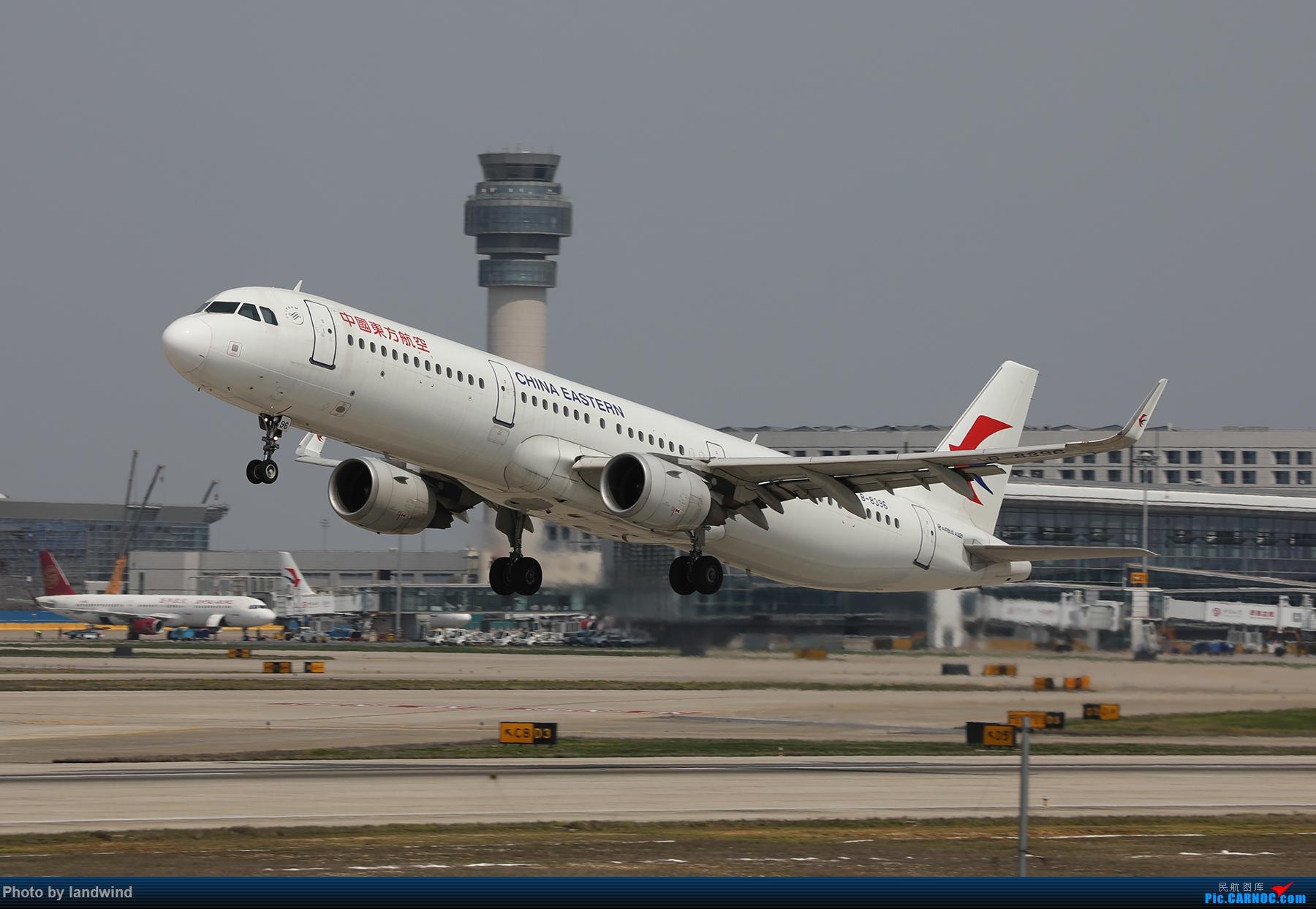 Re:[原创]NKG南京禄口机场10图 AIRBUS A321-200 B-8396 中国南京禄口国际机场