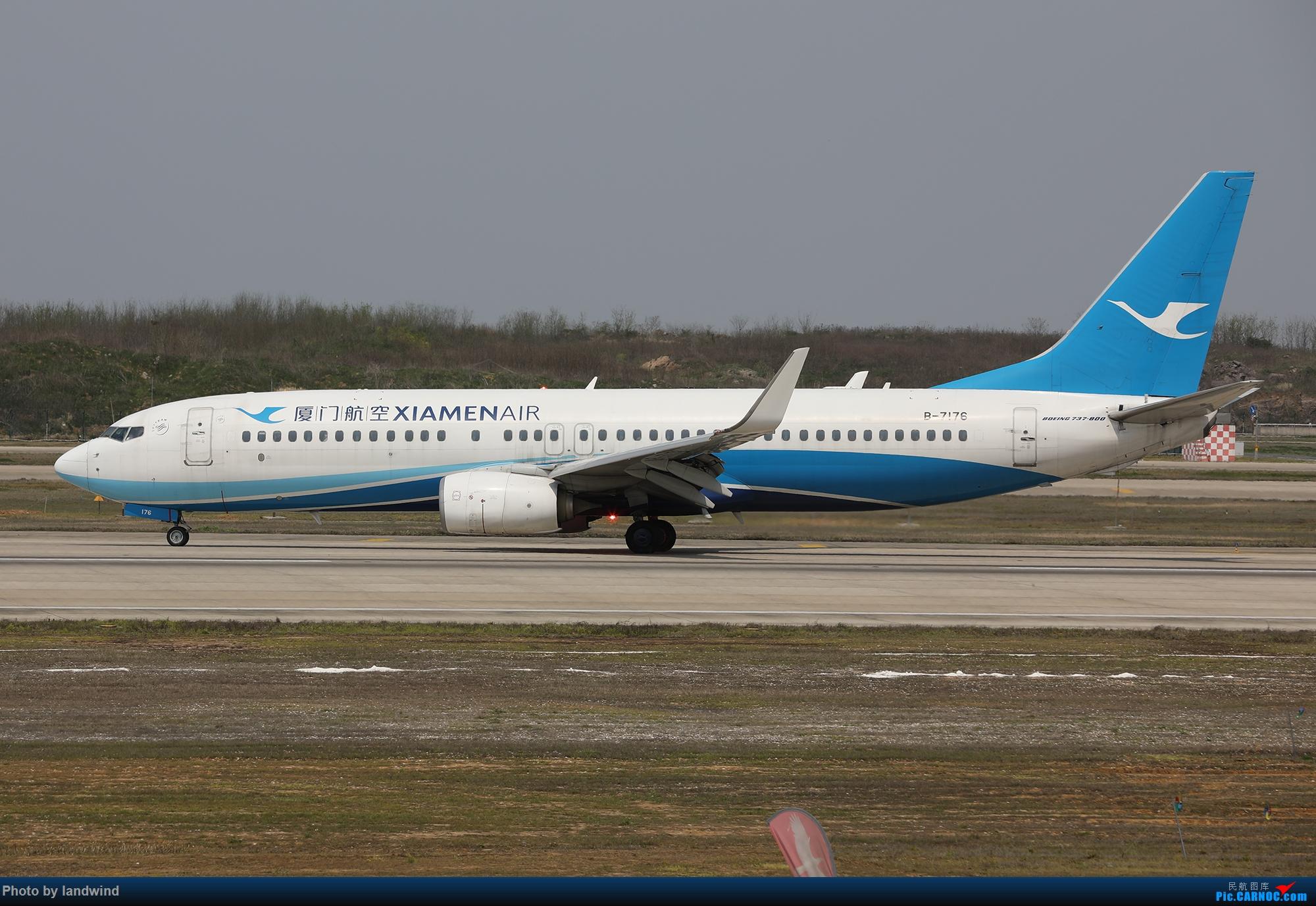 Re:[原创]NKG南京禄口机场10图 BOEING 737-800 B-7176 中国南京禄口国际机场