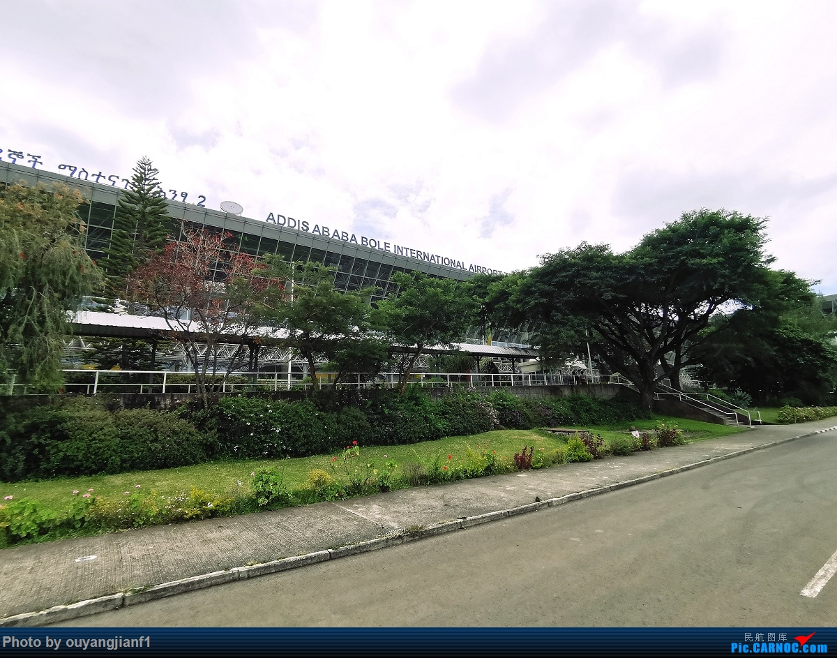Re:[原创]终于有时间歇下来,可以好好总结一下2019年飞行游记了,第五段:一周之内的中东非洲之行,体验真土豪科威特航空,奇葩航沙特航空,动荡之下造访埃塞俄比亚航空总部! MD DC-3 ET-T-1 埃塞俄比亚亚的斯亚贝巴博莱机场 埃塞俄比亚亚的斯亚贝巴博莱机场