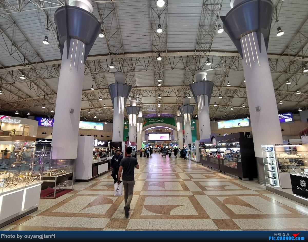 Re:[原创]终于有时间歇下来,可以好好总结一下2019年飞行游记了,第五段:一周之内的中东非洲之行,体验真土豪科威特航空,奇葩航沙特航空,动荡之下造访埃塞俄比亚航空总部!    科威特科威特机场