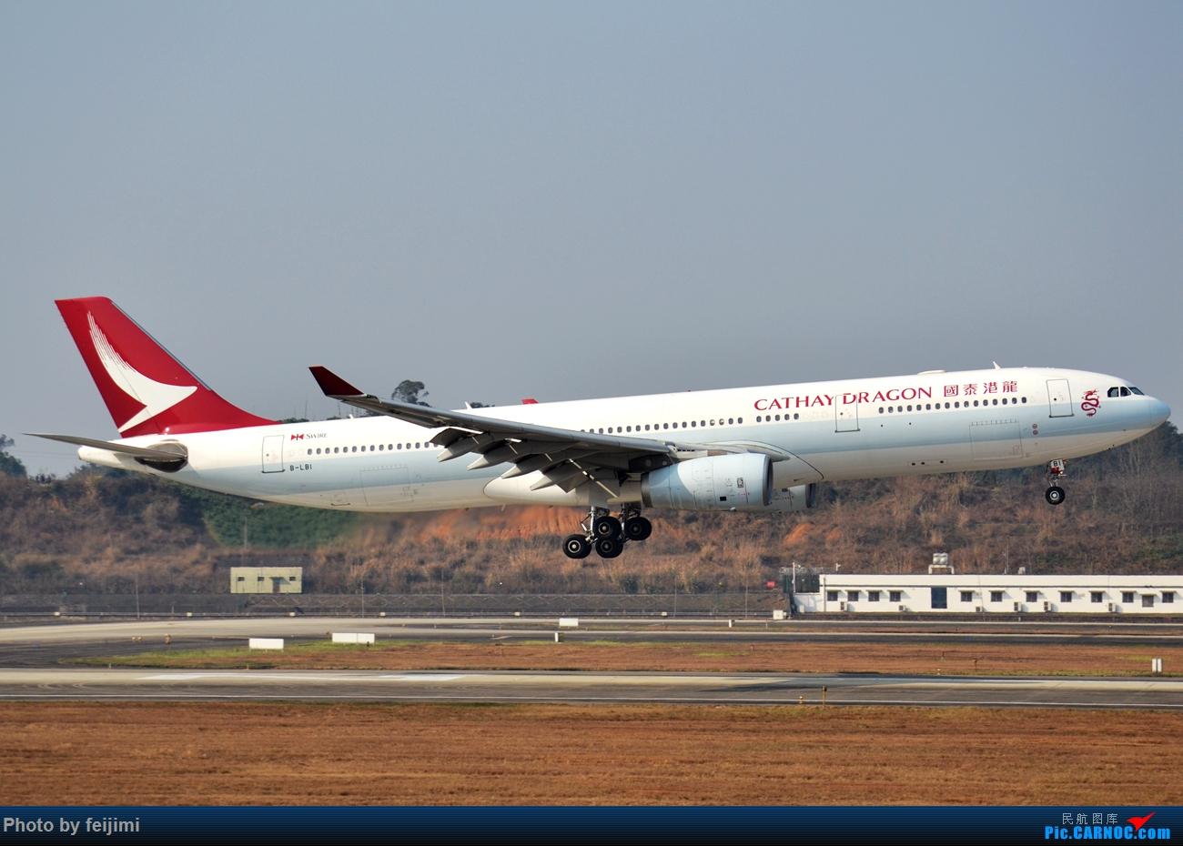 Re:3.30,A330 AIRBUS A330-300 B-LBI 中国成都双流国际机场