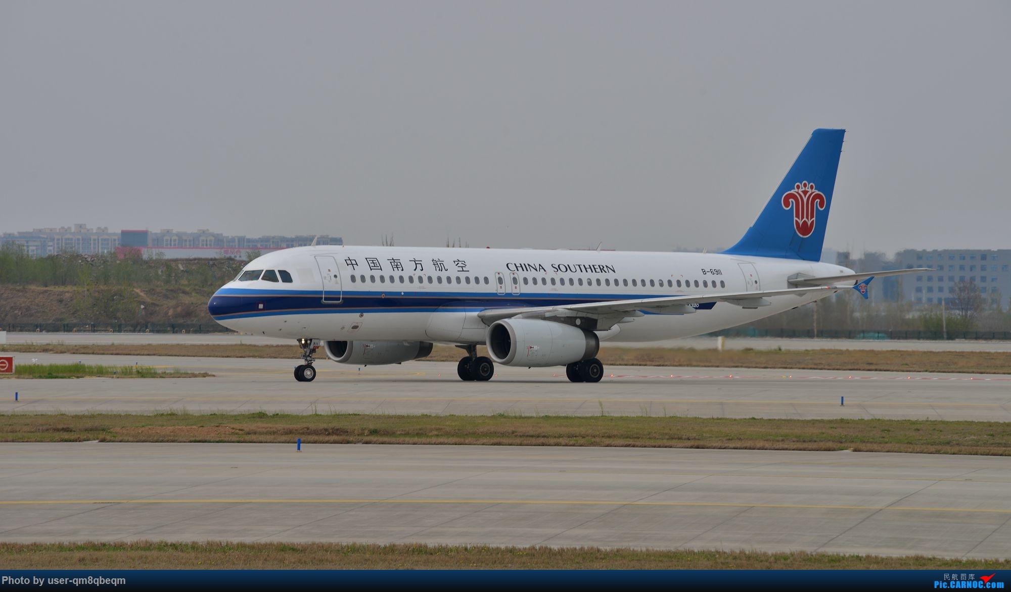 Re:[原创]路过机场拍两张 AIRBUS A320-200 B-6911 郑州新郑国际机场