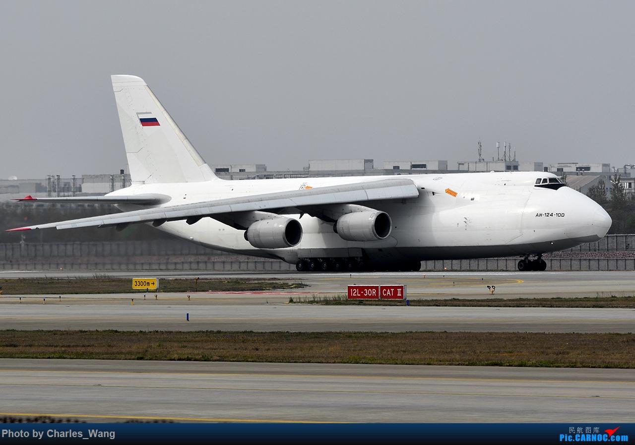 Re:[原创]郑州机场成功保障两架安124重型运输机运行 ANTONOV AN-124 RA-82042 中国郑州新郑国际机场