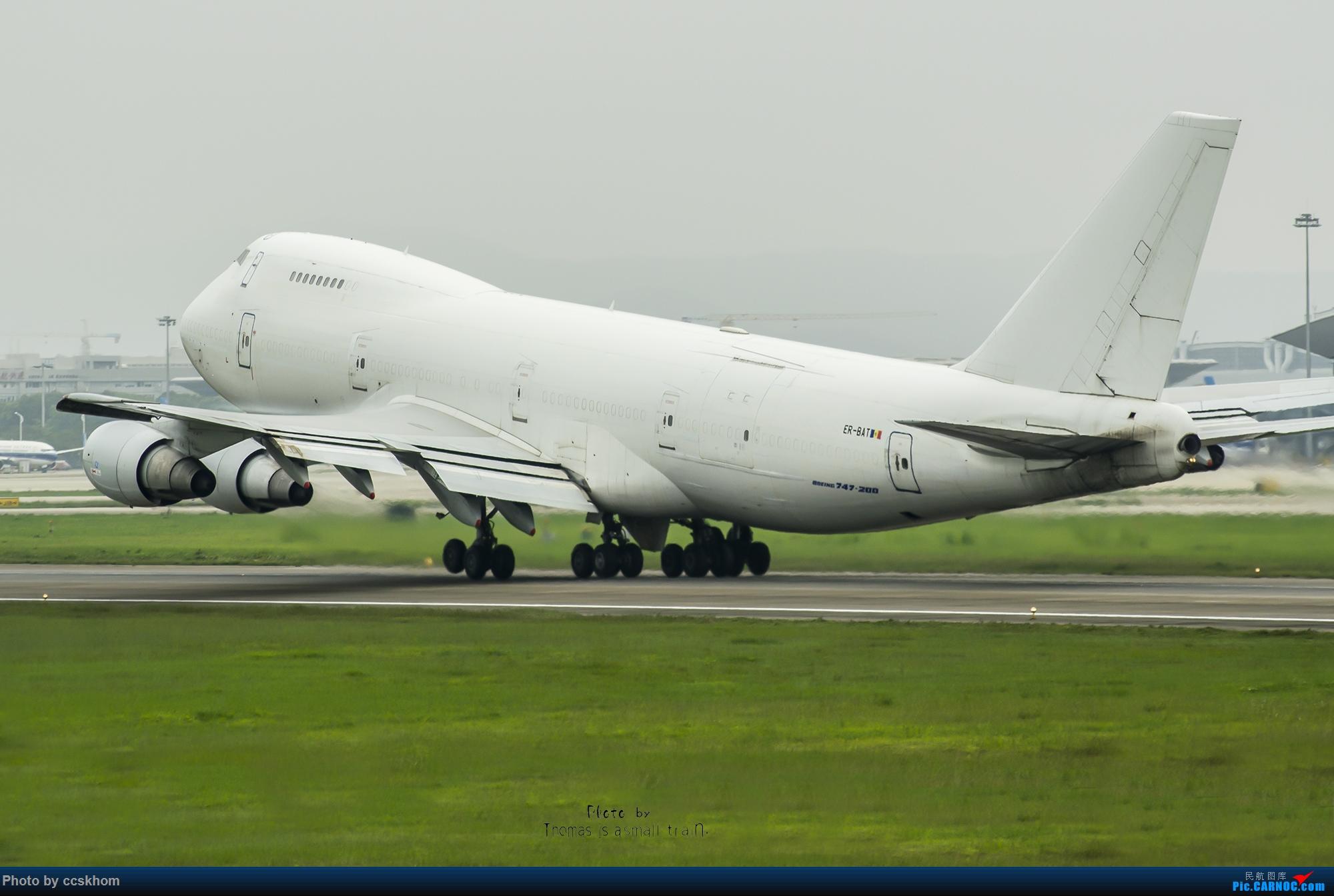 Re:[原创]【合肥飞友会.广州打机队】疫情期间的偶遇 BOEING 747-200  中国广州白云国际机场