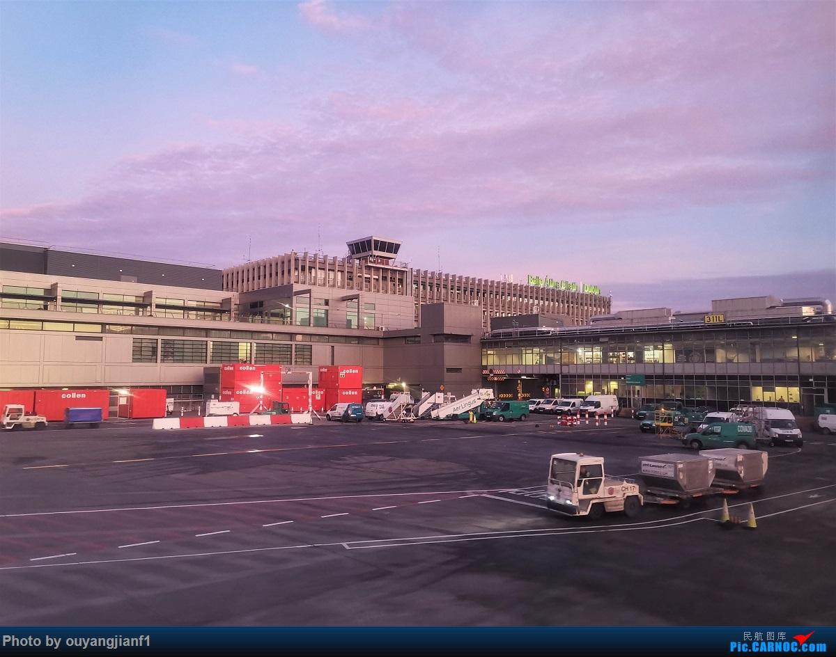 Re:[原创]2020年第一飞,赶在疫情全球蔓延前出去转一圈,看看冰封之下的贝加尔湖,会会老朋友法兰克福,跨过夕阳下的英吉利,感受爱尔兰的擎天柱,在PEK见证疫情之下的停机场 AIRBUS A320-200 D-AIPZ 爱尔兰都柏林机场 爱尔兰都柏林机场