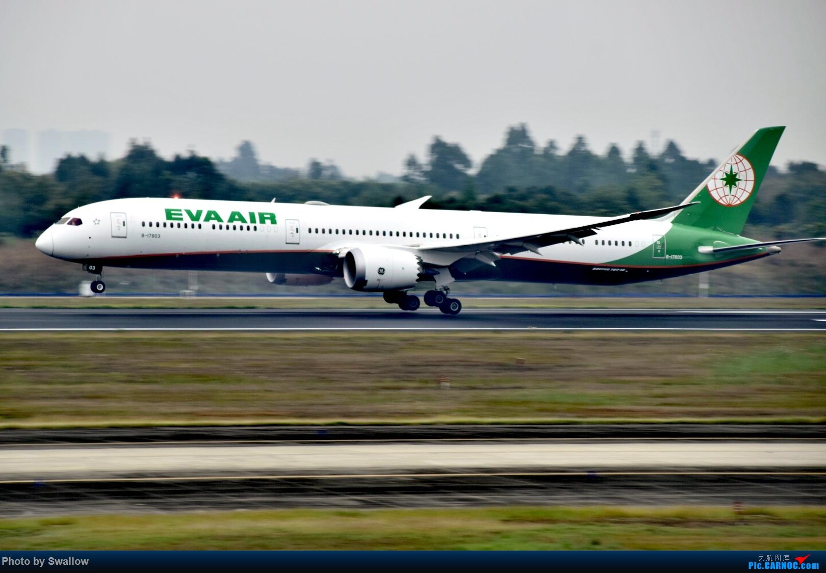 [原创]长荣航空787-10 787-10 B-17803 中国成都双流国际机场