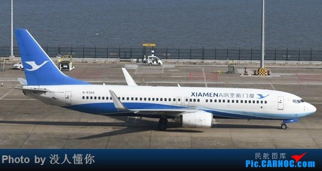 Re:把年前的旧货翻一翻 BOEING 737-800 B-5309