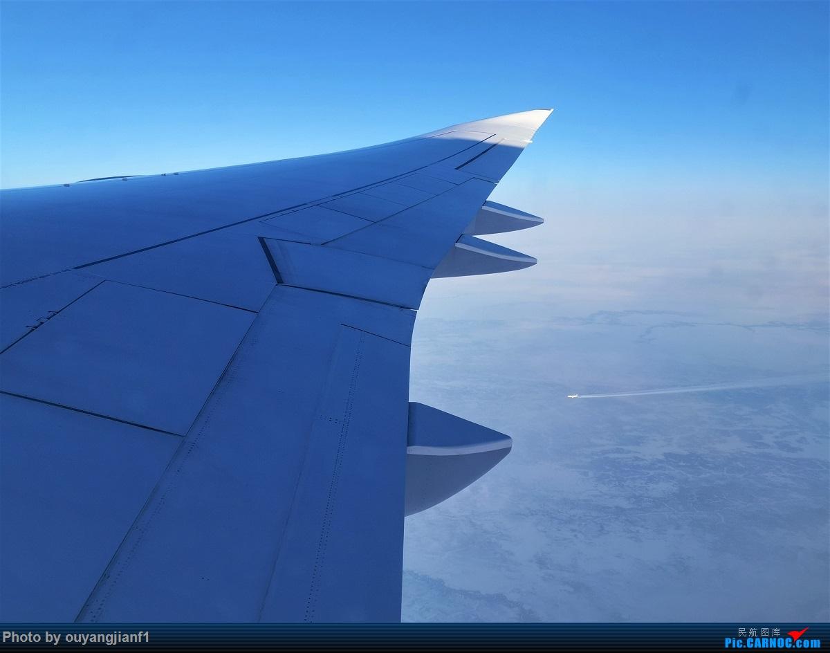Re:[原创]2020年第一飞,赶在疫情全球蔓延前出去转一圈,看看冰封之下的贝加尔湖,会会老朋友法兰克福,跨过夕阳下的英吉利,感受爱尔兰的擎天柱,在PEK见证疫情之下的停机场 BOEING 747-8I D-ABYL 俄罗斯上空