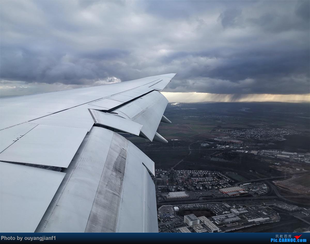 Re:[原创]2020年第一飞,赶在疫情全球蔓延前出去转一圈,看看冰封之下的贝加尔湖,会会老朋友法兰克福,跨过夕阳下的英吉利,感受爱尔兰的擎天柱,在PEK见证疫情之下的停机场 BOEING 747-8I D-ABYL 德国法兰克福机场