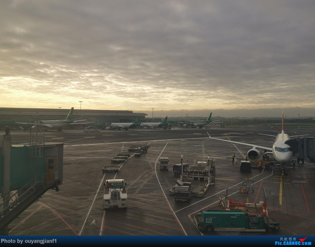 Re:[原创]2020年第一飞,赶在疫情全球蔓延前出去转一圈,看看冰封之下的贝加尔湖,会会老朋友法兰克福,跨过夕阳下的英吉利,感受爱尔兰的擎天柱,在PEK见证疫情之下的停机场 AIRBUS A320-200 EI-DVH 爱尔兰都柏林机场 爱尔兰都柏林机场
