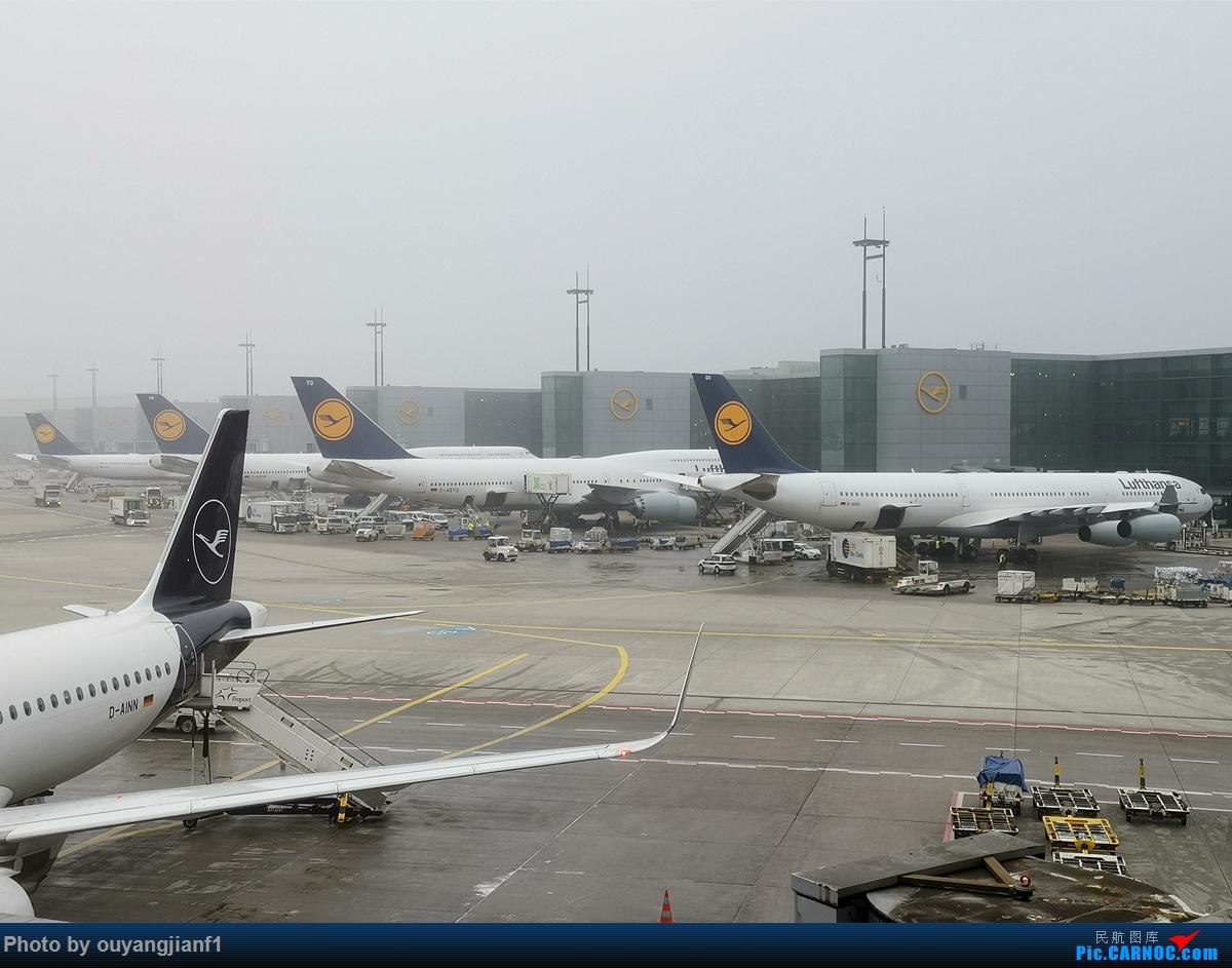 Re:[原创]2020年第一飞,赶在疫情全球蔓延前出去转一圈,看看冰封之下的贝加尔湖,会会老朋友法兰克福,跨过夕阳下的英吉利,感受爱尔兰的擎天柱,在PEK见证疫情之下的停机场 AIRBUS A320NEO D-AINN 德国法兰克福机场