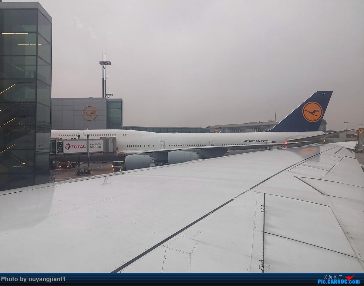 Re:2020年第一飞,赶在疫情全球蔓延前出去转一圈,看看冰封之下的贝加尔湖,会会老朋友法兰克福,跨过夕阳下的英吉利,感受爱尔兰的擎天柱,在PEK见证疫情之下的停机场 BOEING 747-8I D-ABYK 德国法兰克福机场
