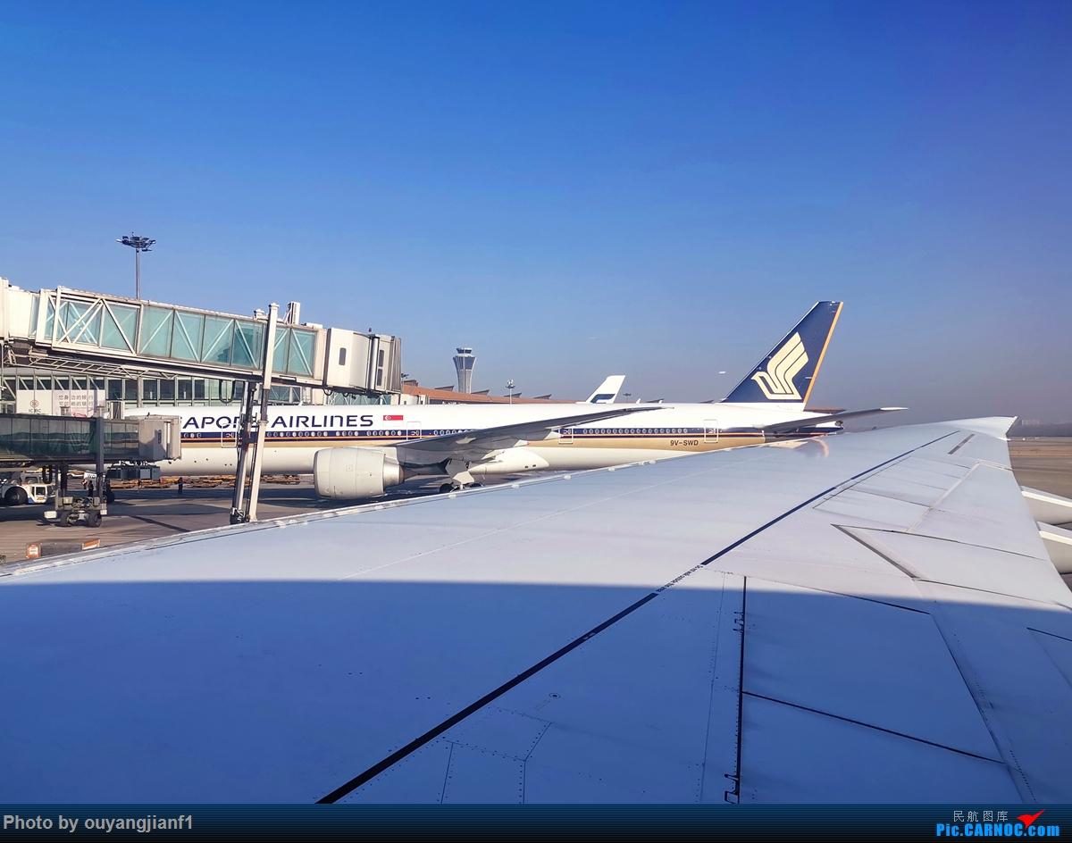 Re:[原创]2020年第一飞,赶在疫情全球蔓延前出去转一圈,看看冰封之下的贝加尔湖,会会老朋友法兰克福,跨过夕阳下的英吉利,感受爱尔兰的擎天柱,在PEK见证疫情之下的停机场 BOEING 777-300ER 9V-SWD 中国北京首都国际机场