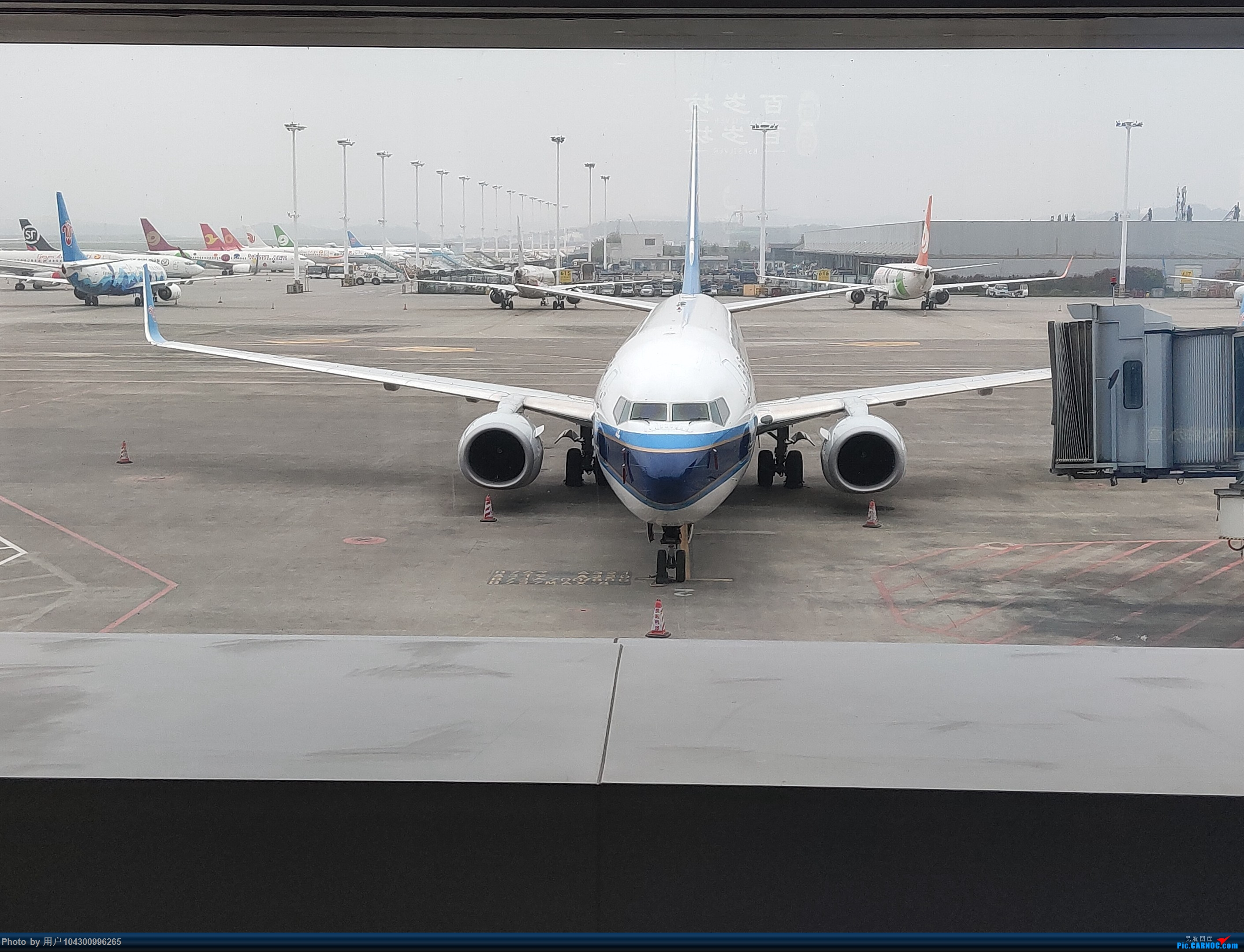 Re:DM游记之GY贵阳-成都往返(参观空港花田) BOEING 737-800 B-1155 中国贵阳龙洞堡国际机场