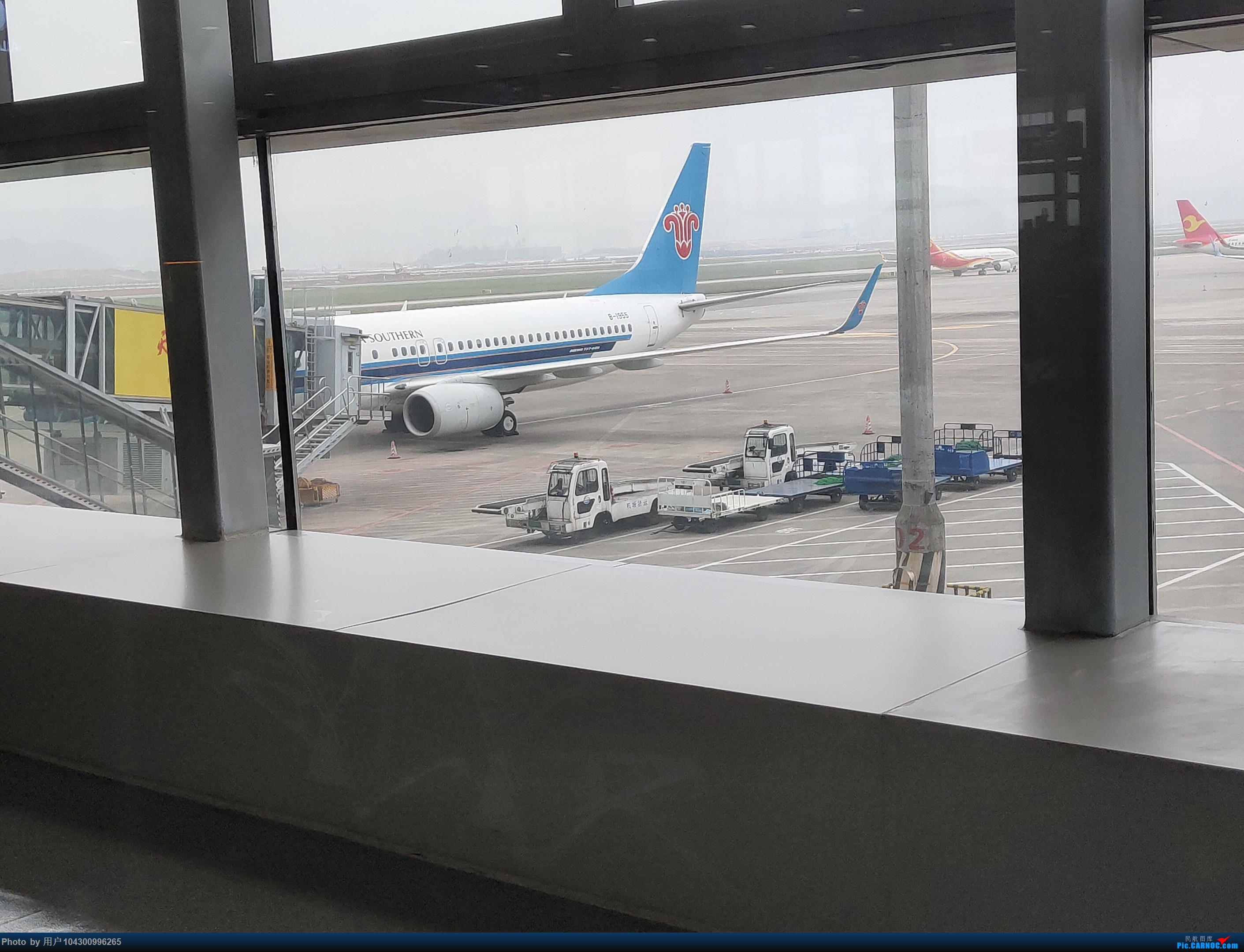 Re:DM游记之GY贵阳-成都往返(参观空港花田) BOEING 737-800 B-1955 中国贵阳龙洞堡国际机场