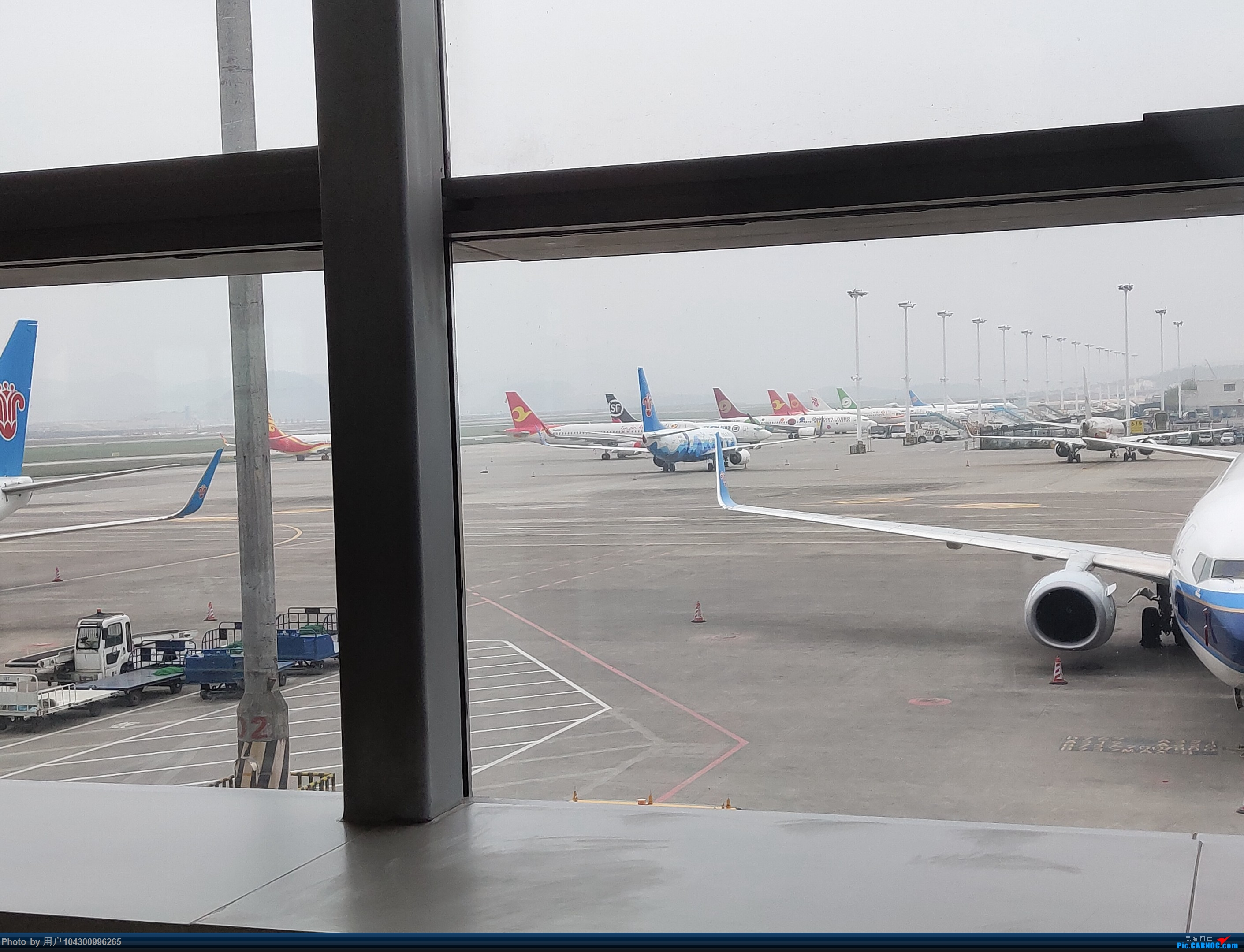 Re:[原创]DM游记之GY贵阳-成都往返(参观空港花田)    中国贵阳龙洞堡国际机场