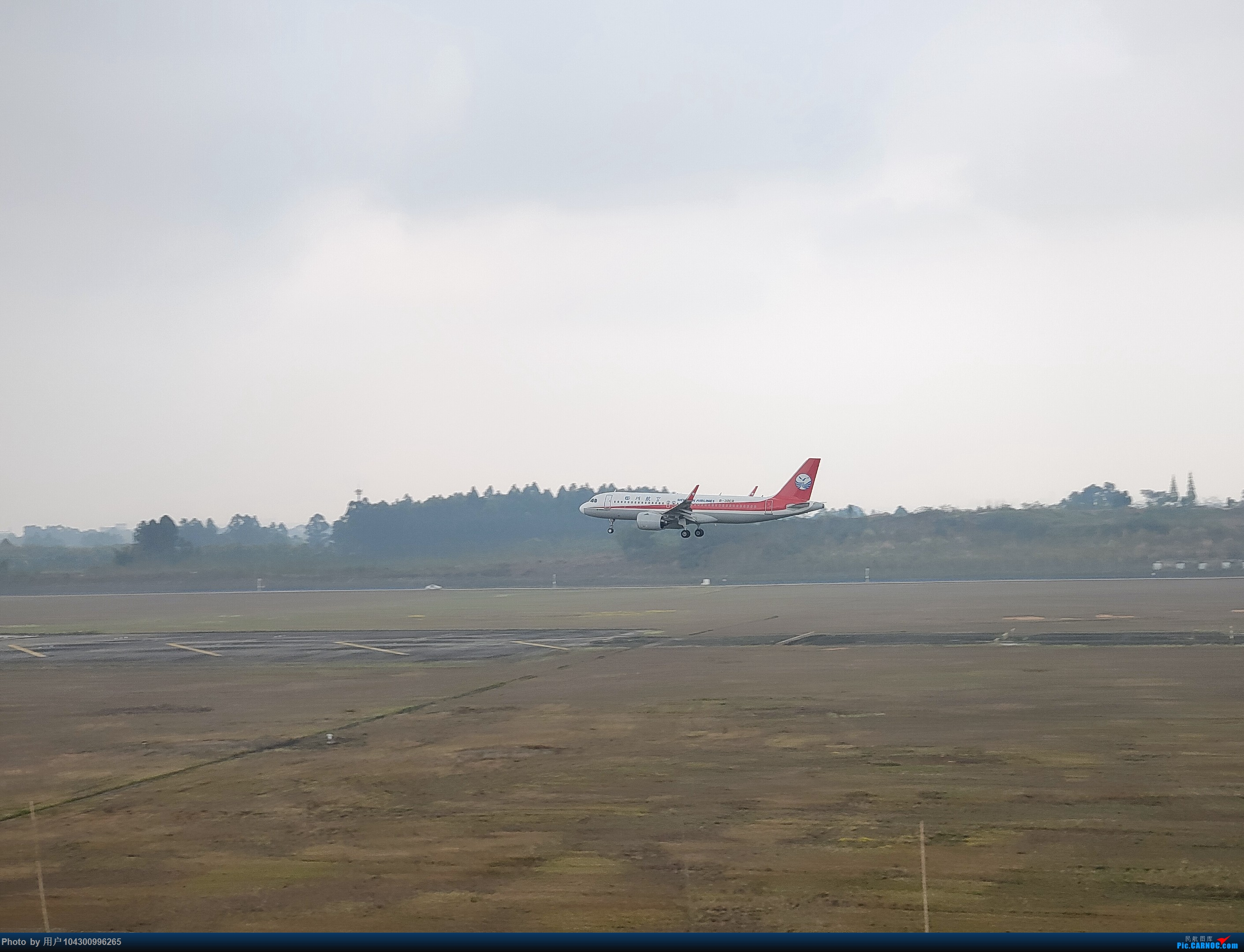 Re:[原创]DM游记之GY贵阳-成都往返(参观空港花田) AIRBUS A320NEO B-30CR 中国成都双流国际机场
