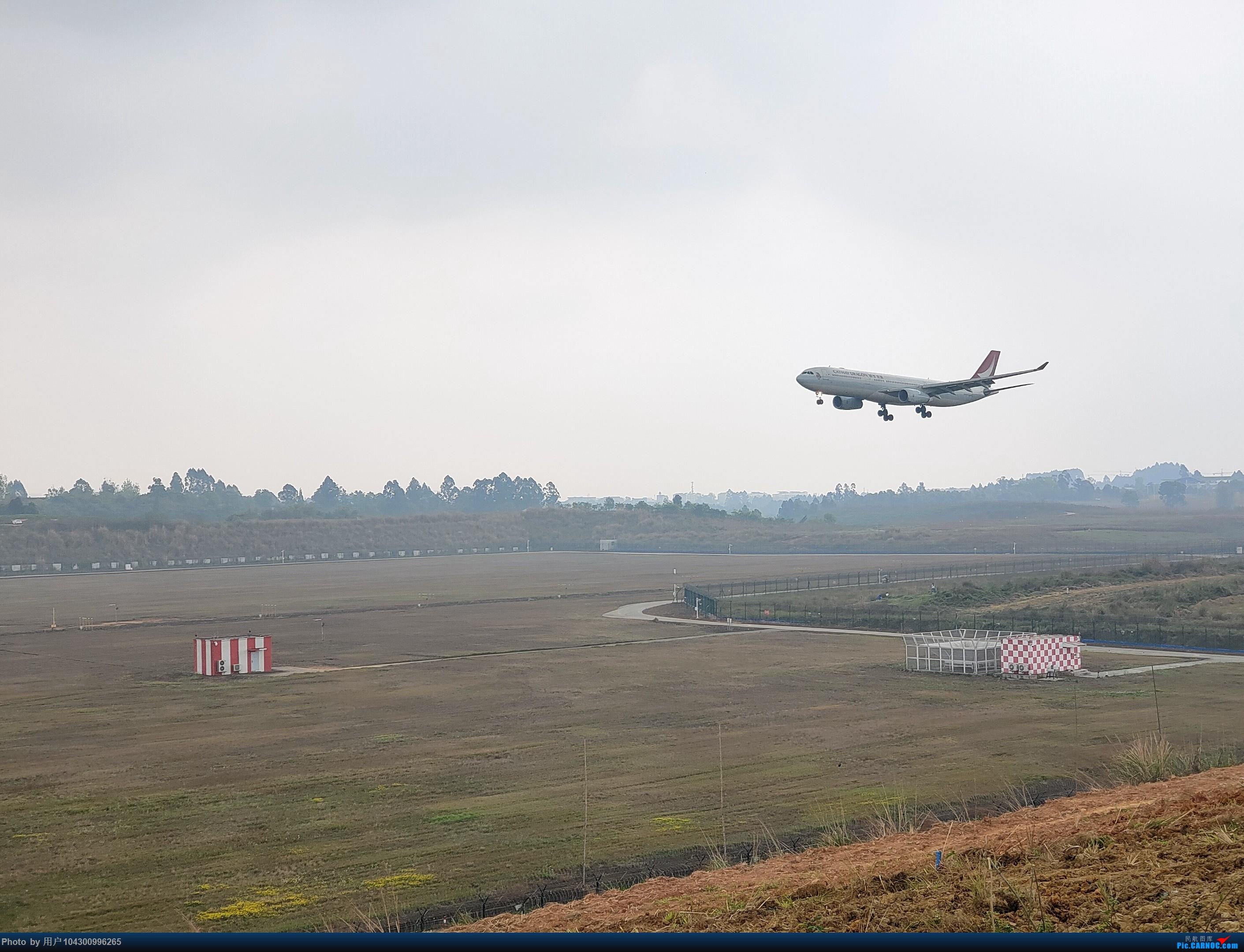 Re:[原创]DM游记之GY贵阳-成都往返(参观空港花田) AIRBUS A330  中国成都双流国际机场