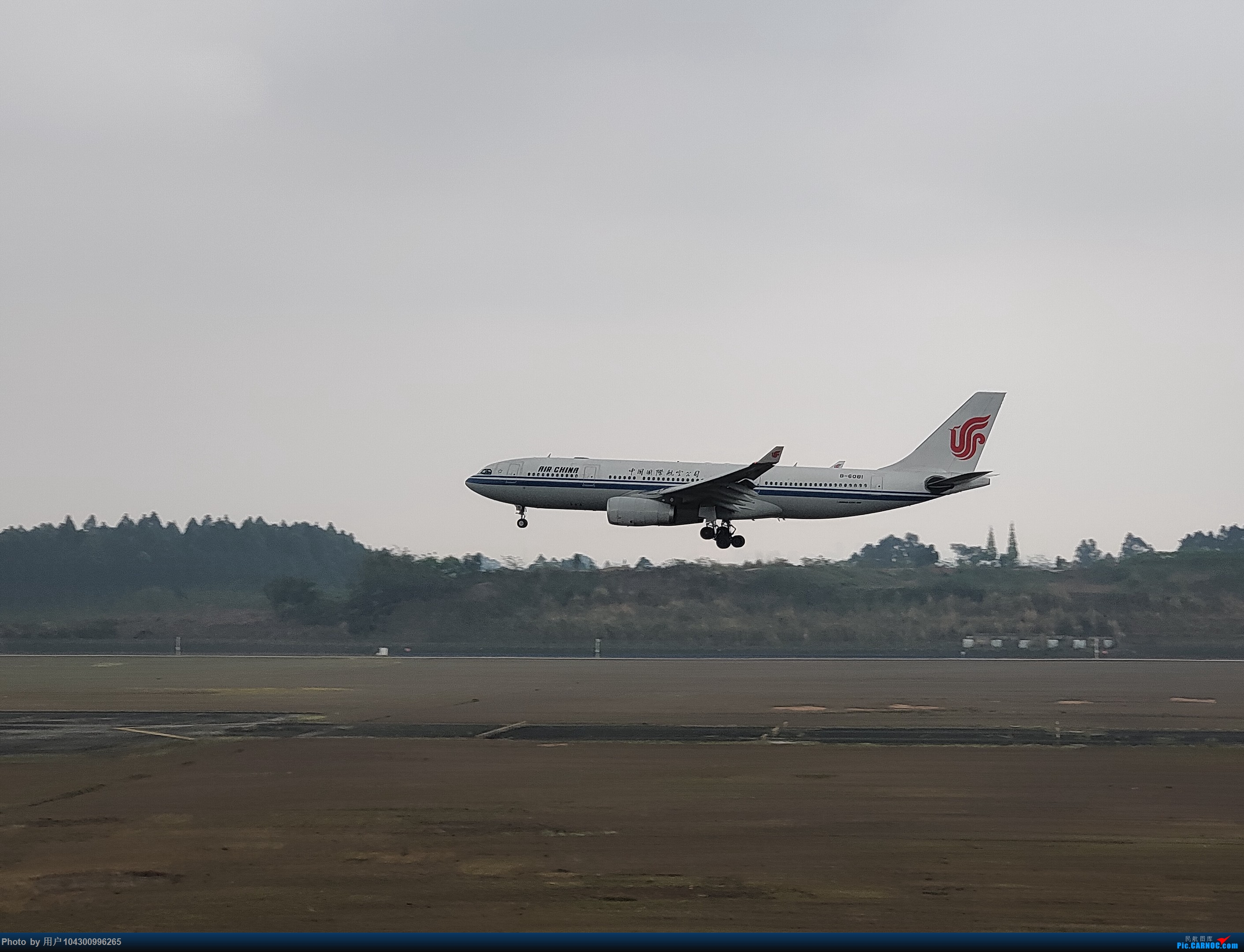 Re:[原创]DM游记之GY贵阳-成都往返(参观空港花田) AIRBUS A330-200 B-6081 中国成都双流国际机场