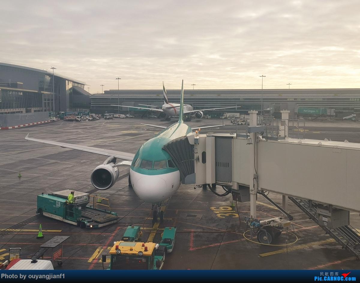 Re:[原创]2020年第一飞,赶在疫情全球蔓延前出去转一圈,看看冰封之下的贝加尔湖,会会老朋友法兰克福,跨过夕阳下的英吉利,感受爱尔兰的擎天柱,在PEK见证疫情之下的停机场 AIRBUS A320-200 EI-DVH 爱尔兰都柏林机场