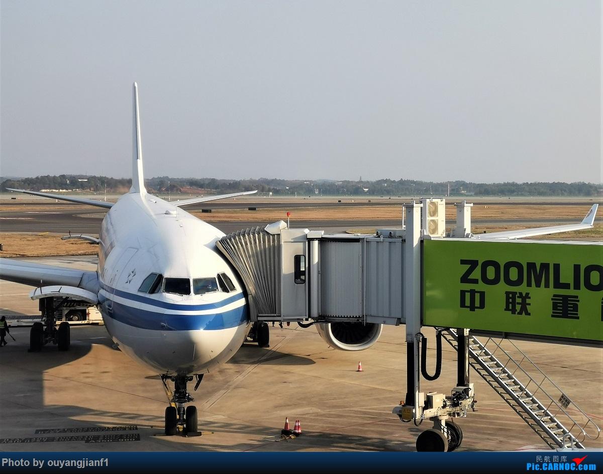 Re:[原创]2020年第一飞,赶在疫情全球蔓延前出去转一圈,看看冰封之下的贝加尔湖,会会老朋友法兰克福,跨过夕阳下的英吉利,感受爱尔兰的擎天柱,在PEK见证疫情之下的停机场 AIRBUS A330-300 B-6525 中国长沙黄花国际机场