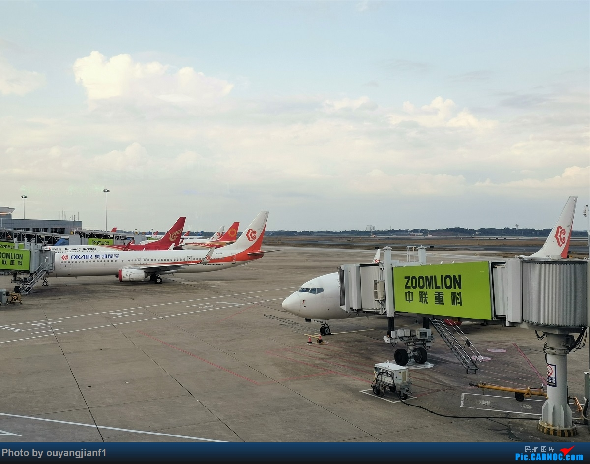 Re:[原创]2020年第一飞,赶在疫情全球蔓延前出去转一圈,看看冰封之下的贝加尔湖,会会老朋友法兰克福,跨过夕阳下的英吉利,感受爱尔兰的擎天柱,在PEK见证疫情之下的停机场 BOEING 737-900ER B-1581 中国长沙黄花国际机场