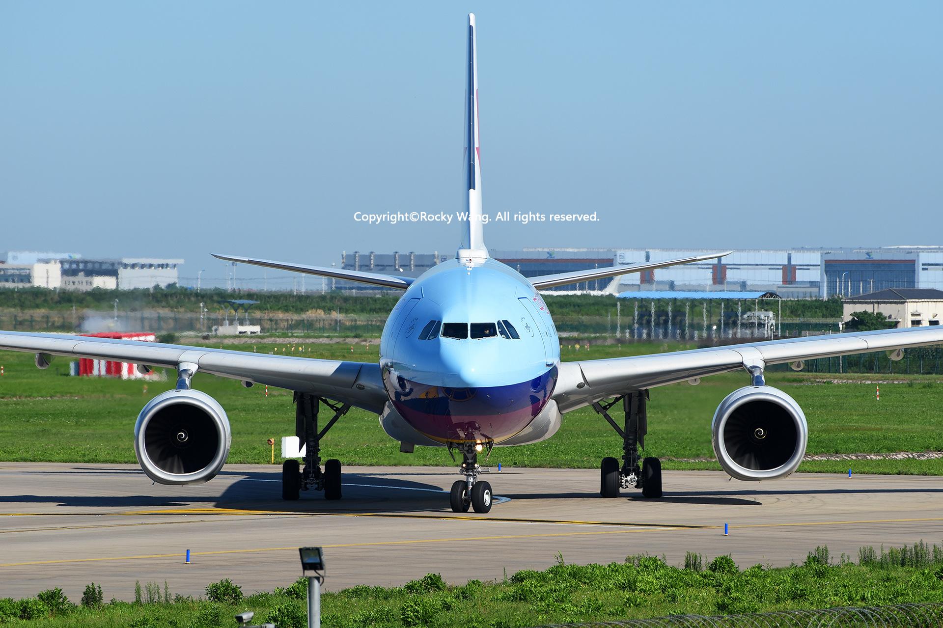 [原创]盗图就别狂 发组表情自己体会 AIRBUS A330-243 B-5943 Shanghai Pudong