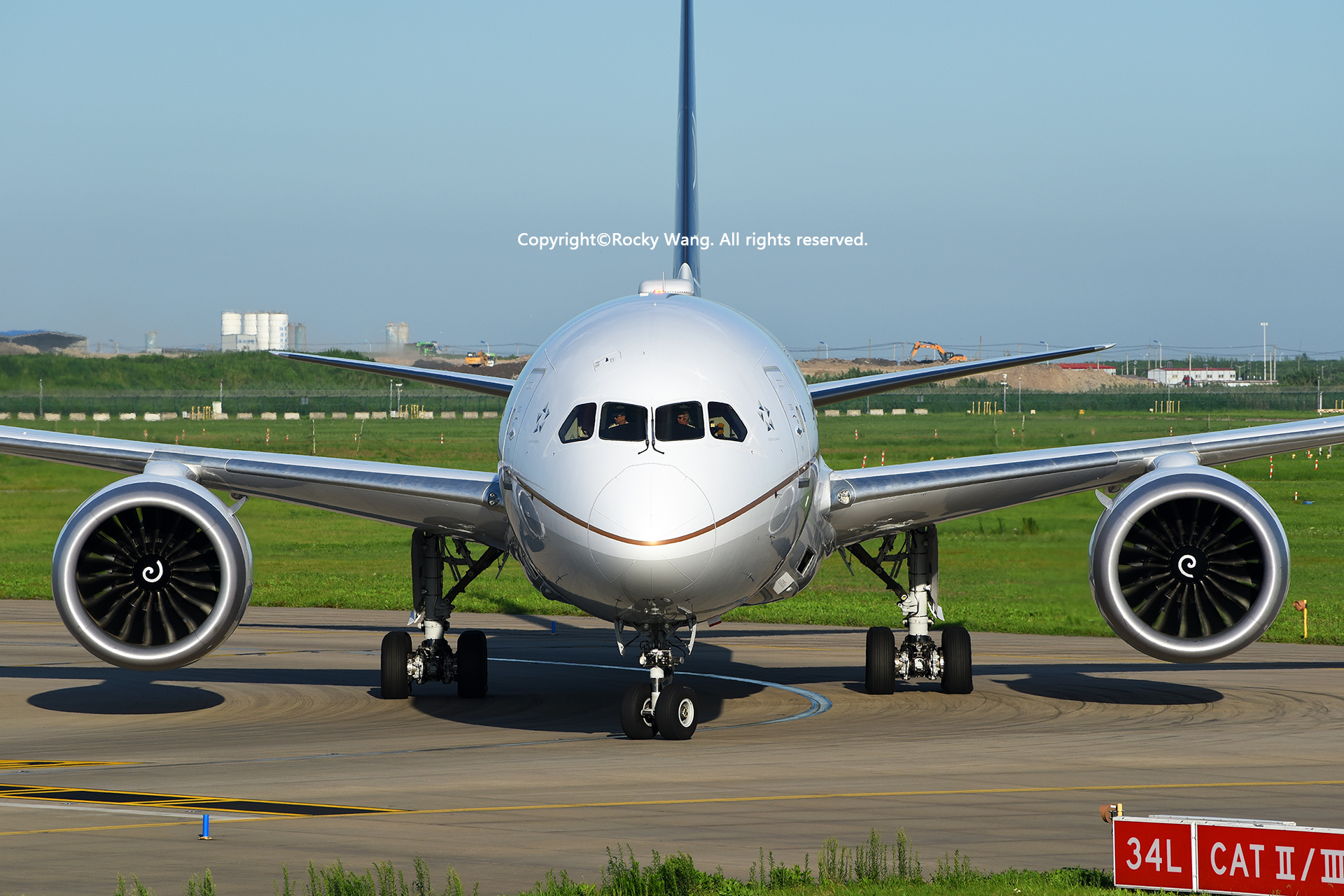 Re:[原创]盗图就别狂 发组表情自己体会 BOEING 787-9 DREAMLINER N29971 Shanghai Pudong