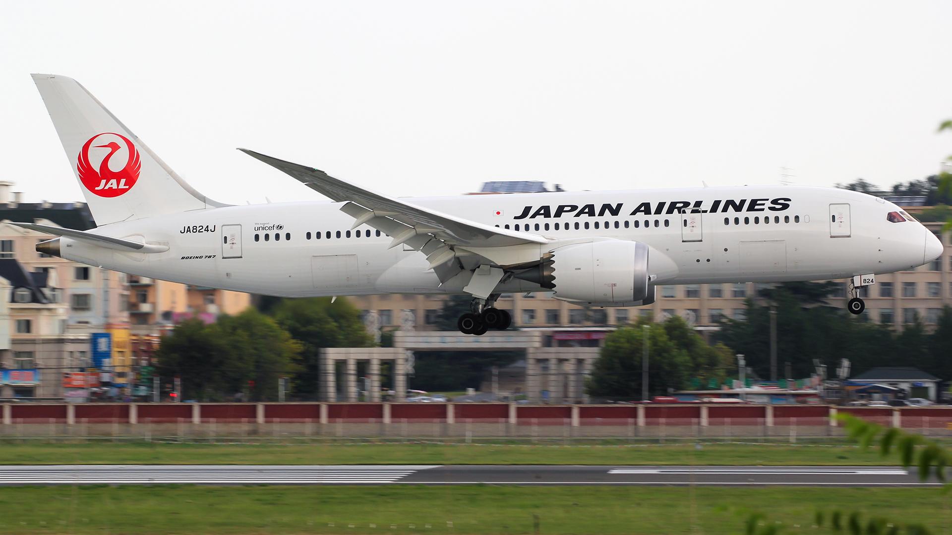 Re:[原创].....【DLC】.... BOEING 787-8 JA824J 中国大连国际机场