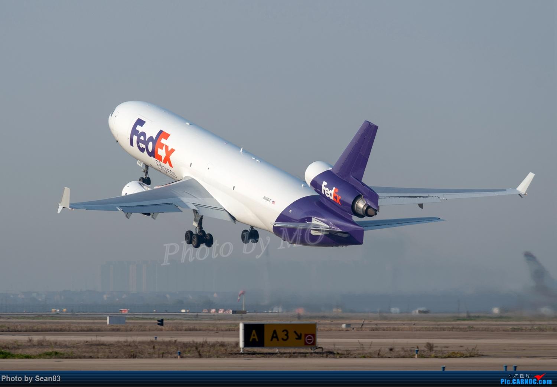 Re:[原创]浦·谢列梅捷沃 MD MD-11F N598FE 中国上海浦东国际机场