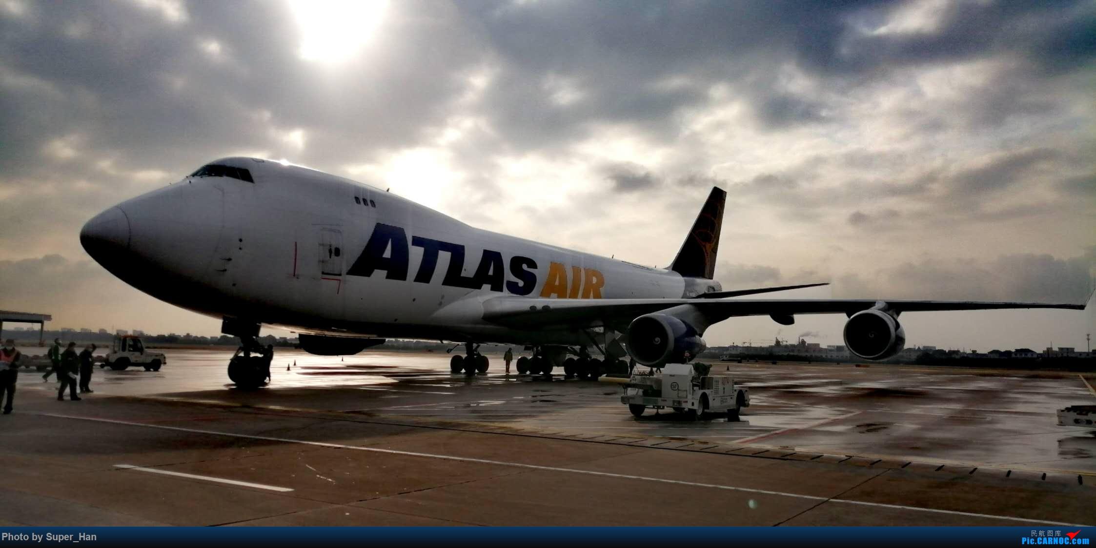 Re:[原创]【杭州飞友会】疫情之下 BOEING 747-400F  中国杭州萧山国际机场