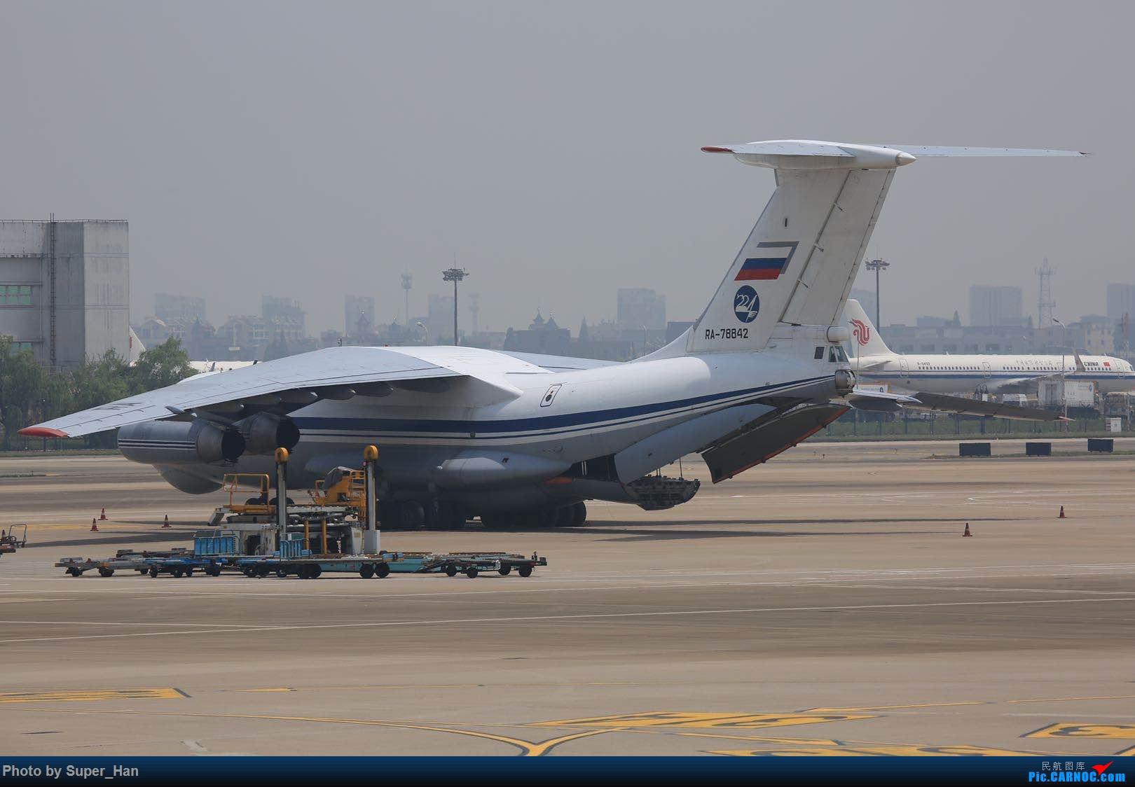 Re:[原创]【杭州飞友会】疫情之下 IR-76 RA-78842 中国杭州萧山国际机场